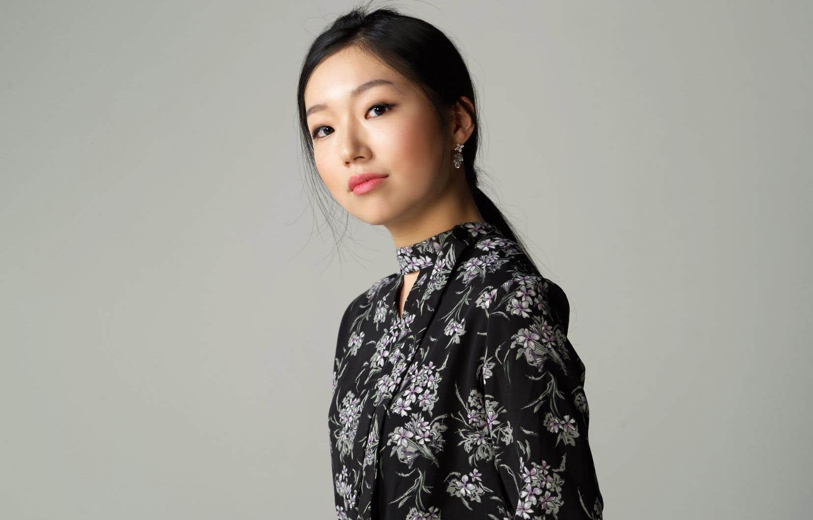 Su Yeon Kim a devancé le Japonais Yoichiro Chiba et le Français Dimitri Malignan.
