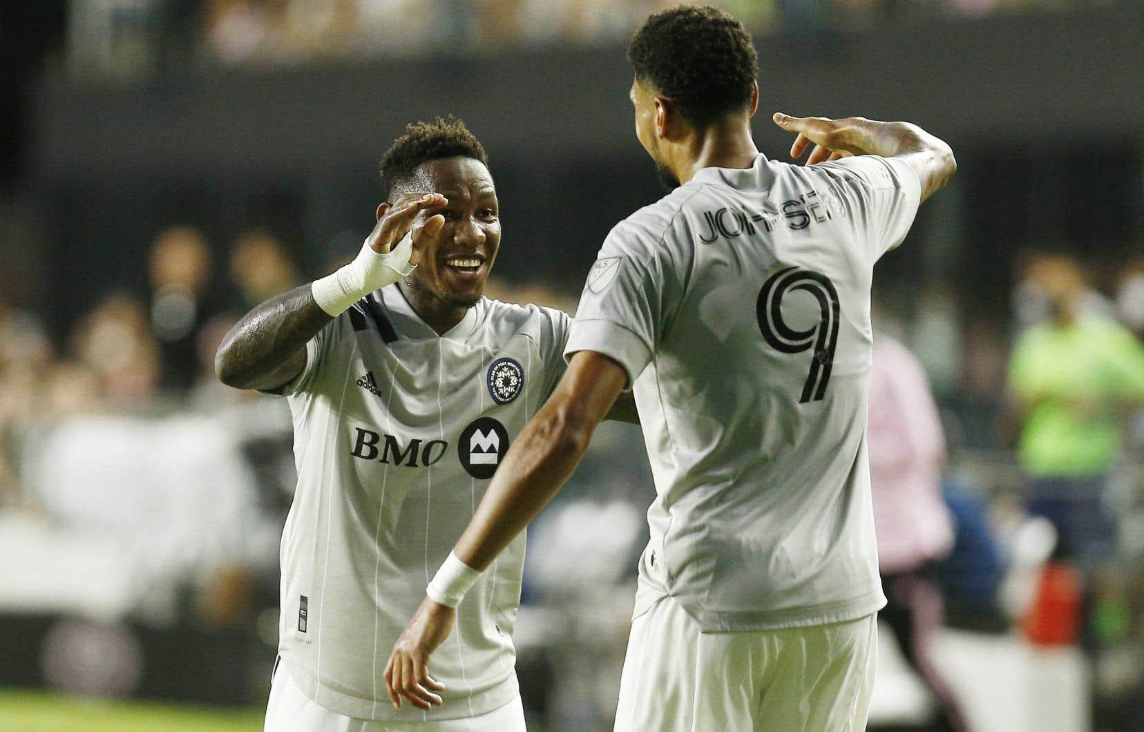 La victoire de 2-0 contre l'Inter Miami mercredi tend à confirmer que l'équipe peut compter sur un bel éventail de ressources au sein de la formation.