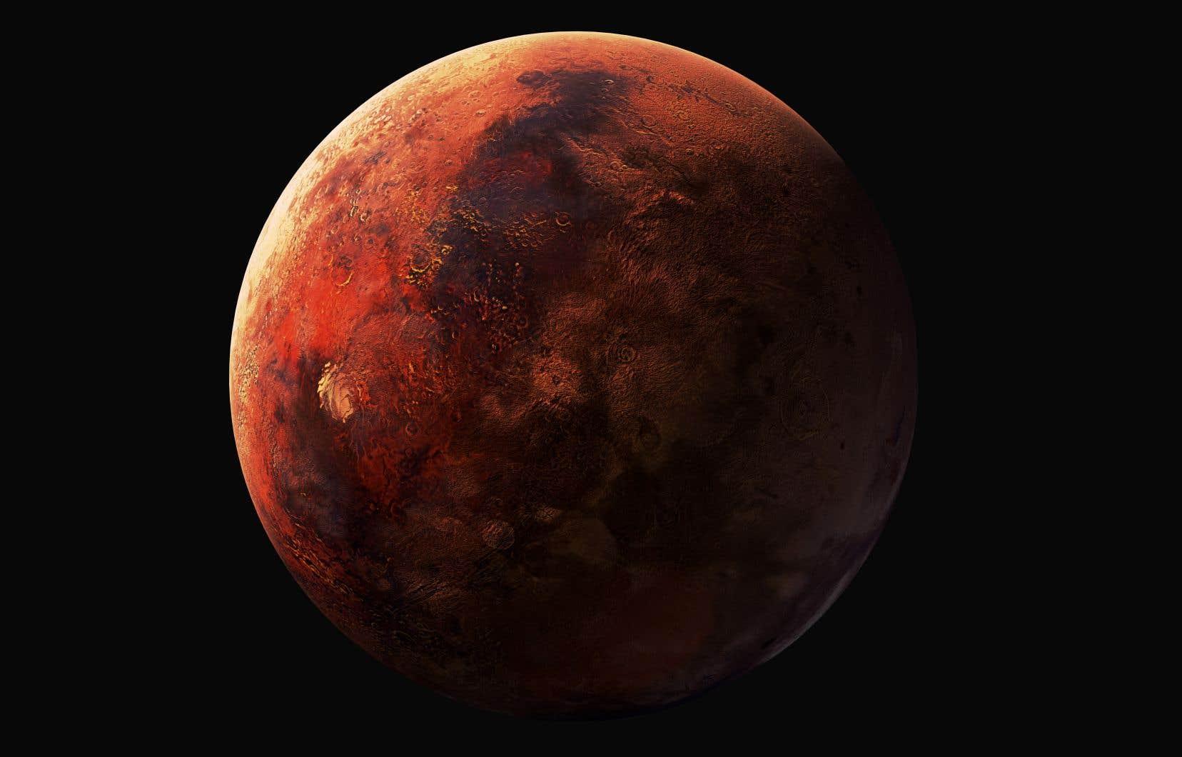L'atterrissage de « Tianwen-1 » a eu lieu à 7 h 18 heure de Pékin (23 h 18 GMT vendredi) dans une zone de la planète rouge nommée « Utopia Planitia », une vaste plaine située dans l'hémisphère nord de Mars, a précisé l'agence spatiale chinoise (CNSA).