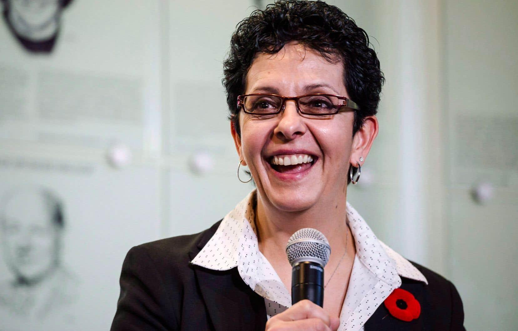 L'organisation torontoise a nommé Danielle Goyette à titre de directrice du développement des joueurs pour les Maple Leafs et pour les Marlies de Toronto, leur club-école dans la Ligue américaine.
