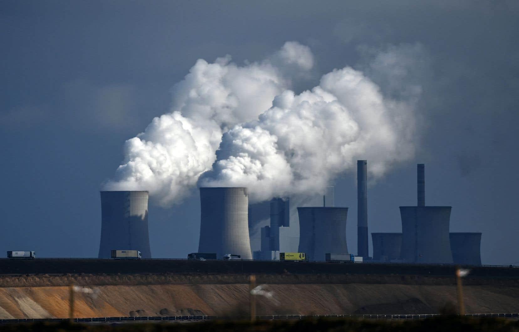 Le charbon doit être éliminé du portrait énergétique d'ici 2050, selon l'Agence internationale de l'énergie.