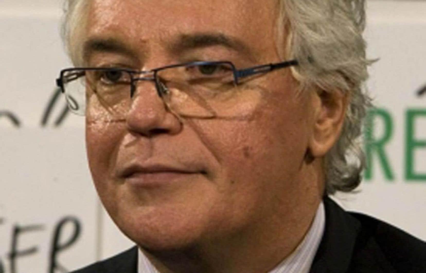 Le nouveau président de la CSN, Louis Roy, veut se rapprocher davantage des autres centrales syndicales.