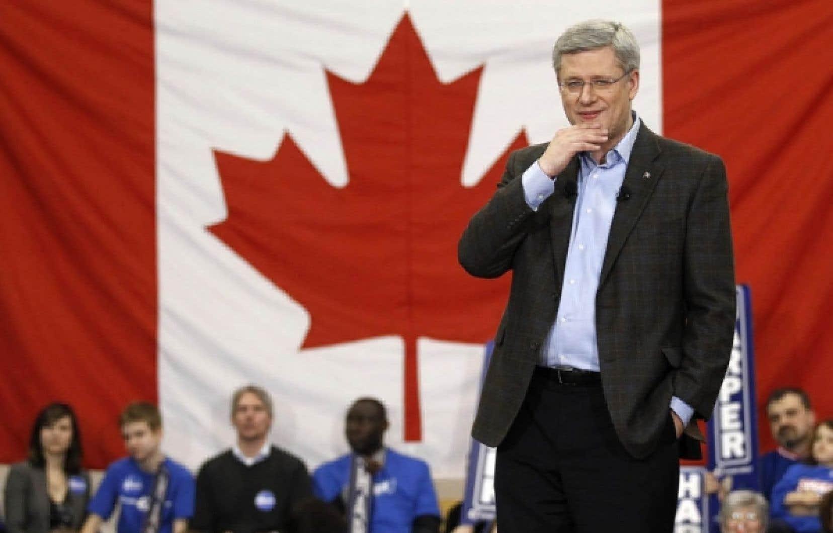Le conservatisme économique et social qui caractérise le PCC nous fait craindre pour l'avenir de notre nation, écrit un collectif d'artistes québécois. Le Québec que nous aimons ne s'inscrit nullement dans la lignée où le gouvernement Harper veut nous amener.