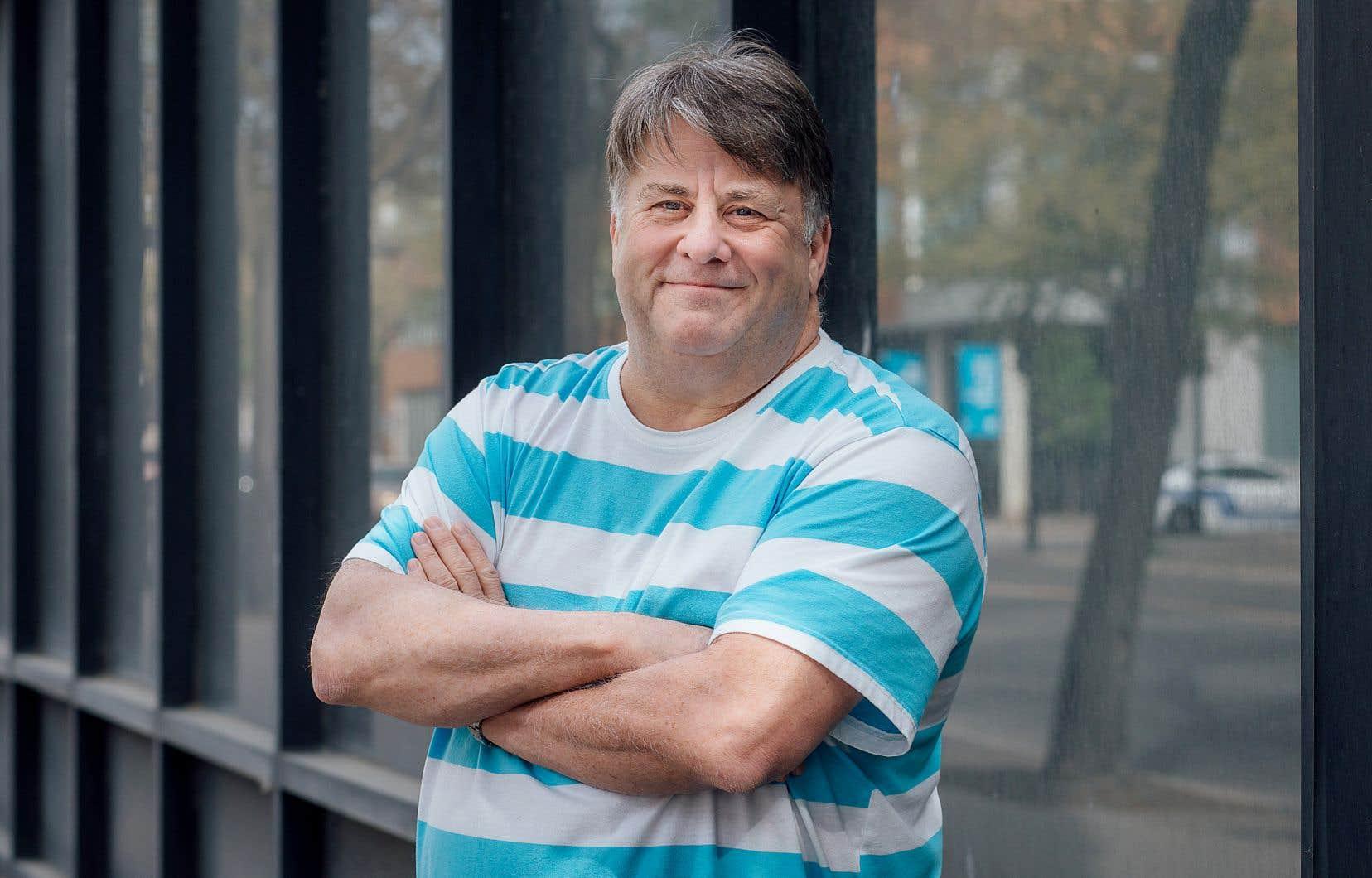 Terry DiMonte appartient à une espèce en voie de disparition, celle des personnalités plus grandes que nature.