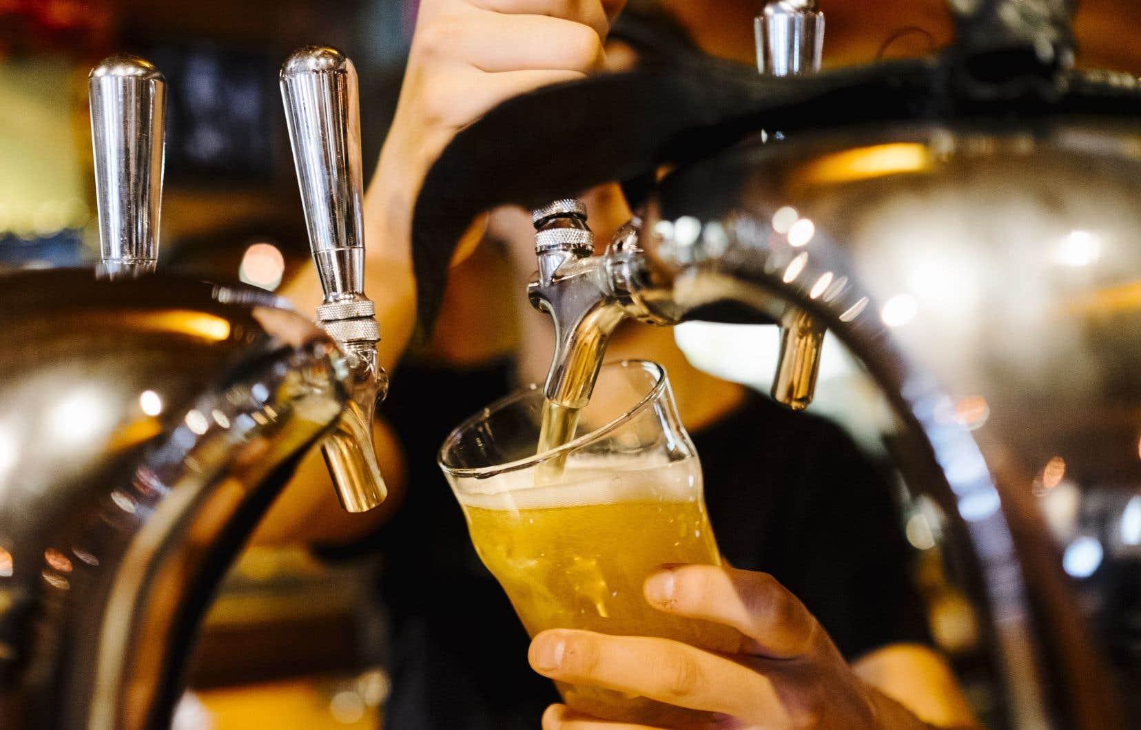 Selon Sébastien Ste-Croix Dubé, le goût des consommateurs s'est largement affiné dans les dernières années, incitant les brasseurs à faire de meilleures bières.
