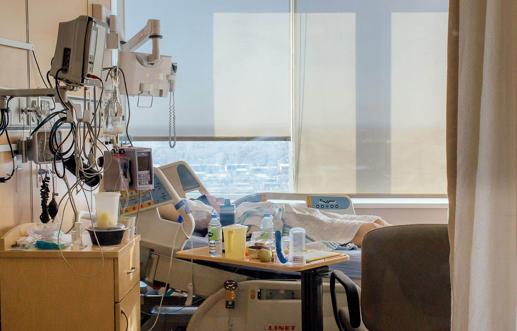 Dans certains hôpitaux, les patients «guéris» sont presque aussi nombreux sur les étages que ceux qui sont comptabilisés dans le bilan COVID-19.