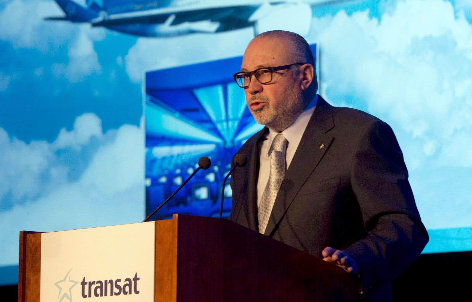 Le fondateur et p.-d.g. de Transat, Jean-Marc Eustache, prend sa retraite et cède son poste à Annick Guérard, qui était jusqu'ici directrice des opérations pour le voyagiste.