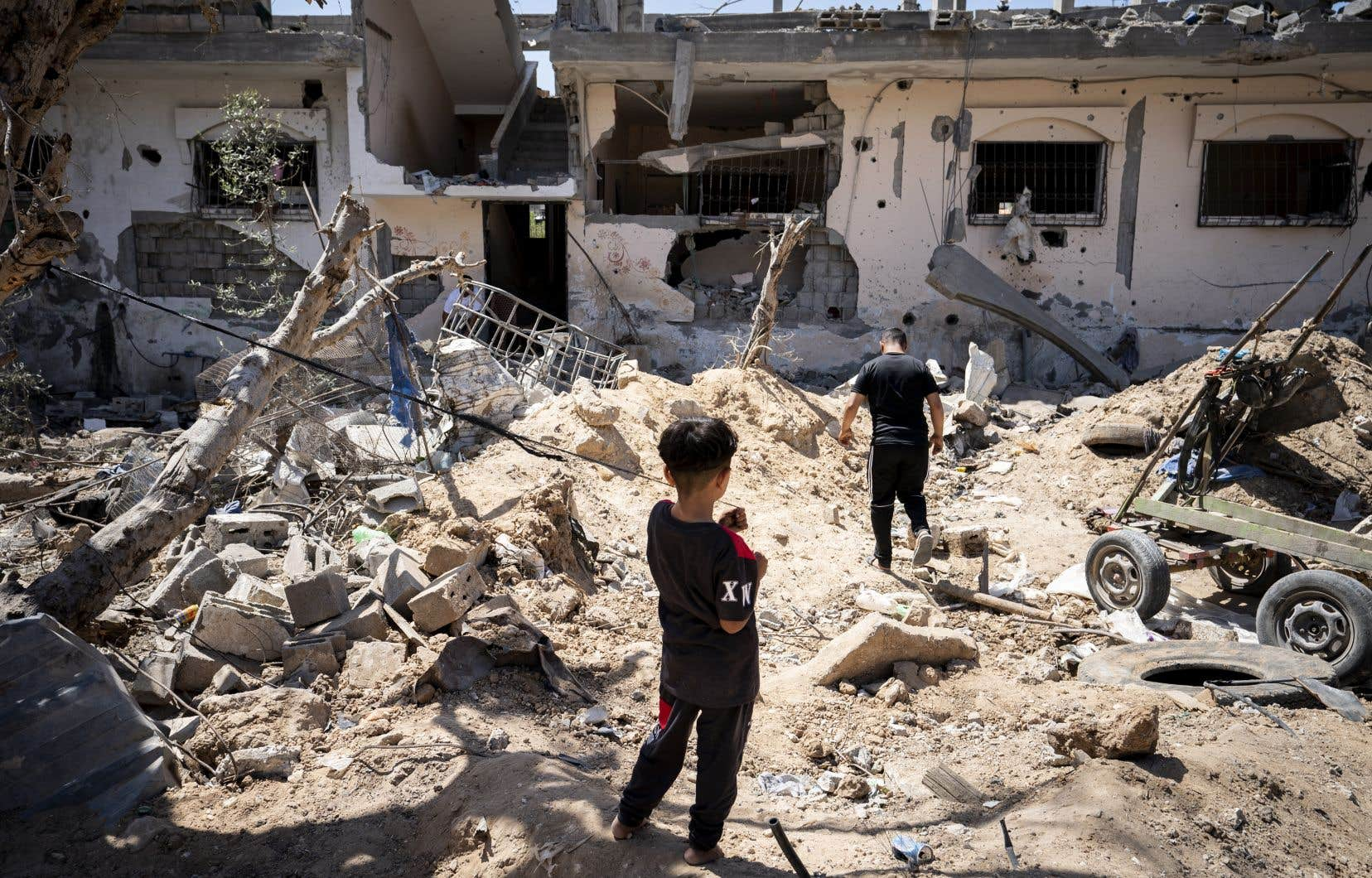 Les récentes frappes israéliennes sur Gaza peuvent constituer des crimes de guerre «s'il s'avère» que les civils ont été touchés «sans distinction», a indiqué jeudi la haute-commissaire de l'ONU aux droits de l'homme, Michelle Bachelet.