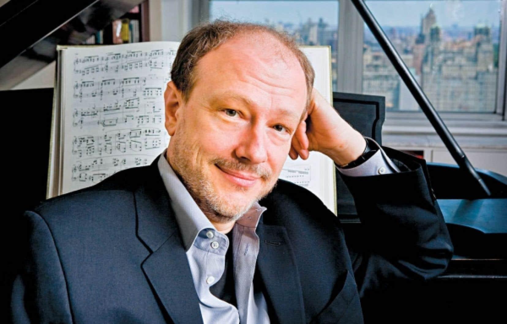Marc-André Hamelin jouera la Sonate en si mineur, de Liszt, le 6 août au Domaine Forget.<br />
