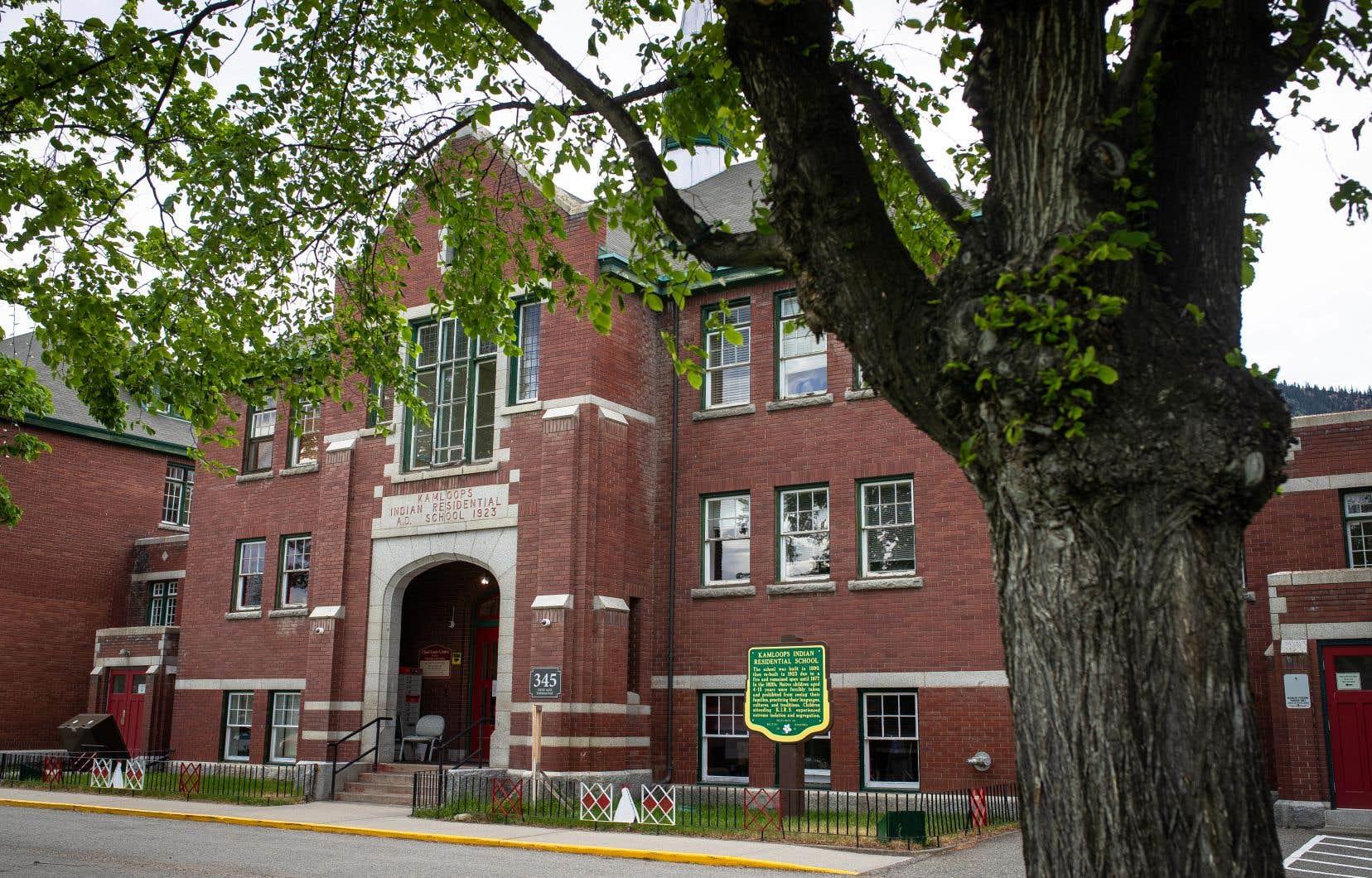 LePensionnat indien de Kamloops était autrefois la plus grande école du système des pensionnats autochtones du Canada.