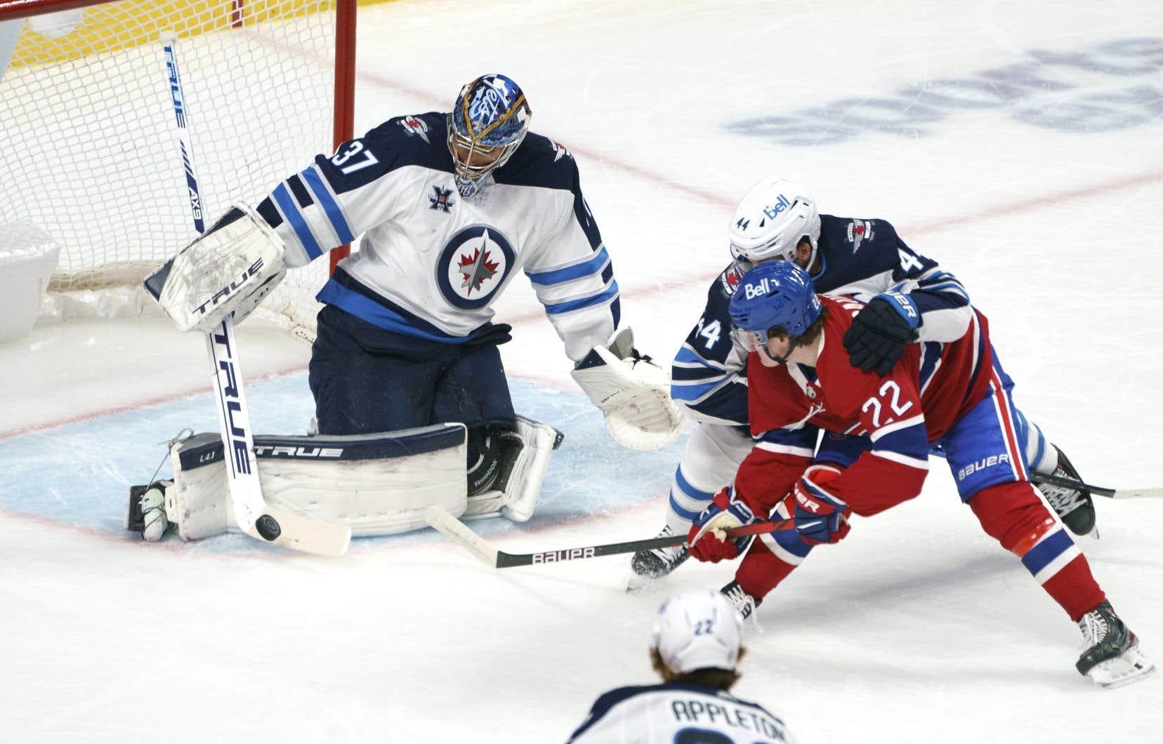 Leur série face au Canadien de Montréal en sera une de gardiens de but.