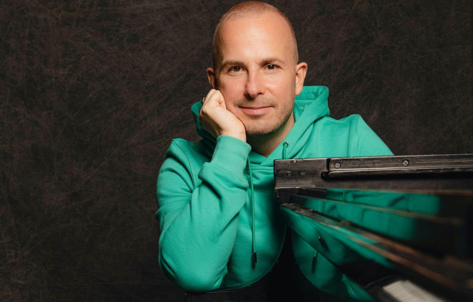 Les sessions pianistiques de Yannick Nézet-Séguin furent pour lui un exutoire pendant l'été de la pandémie.