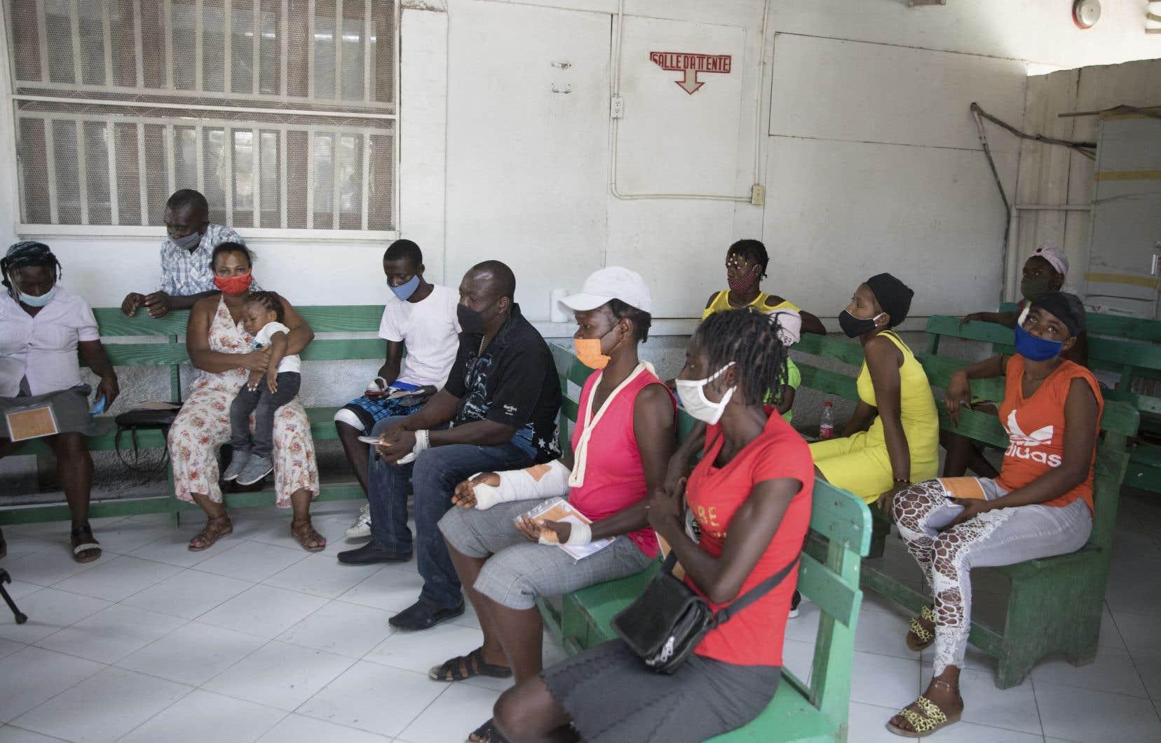 Haïti fait partie de la dizaine de pays du monde n'ayant pas encore commencé leur campagne de vaccination.