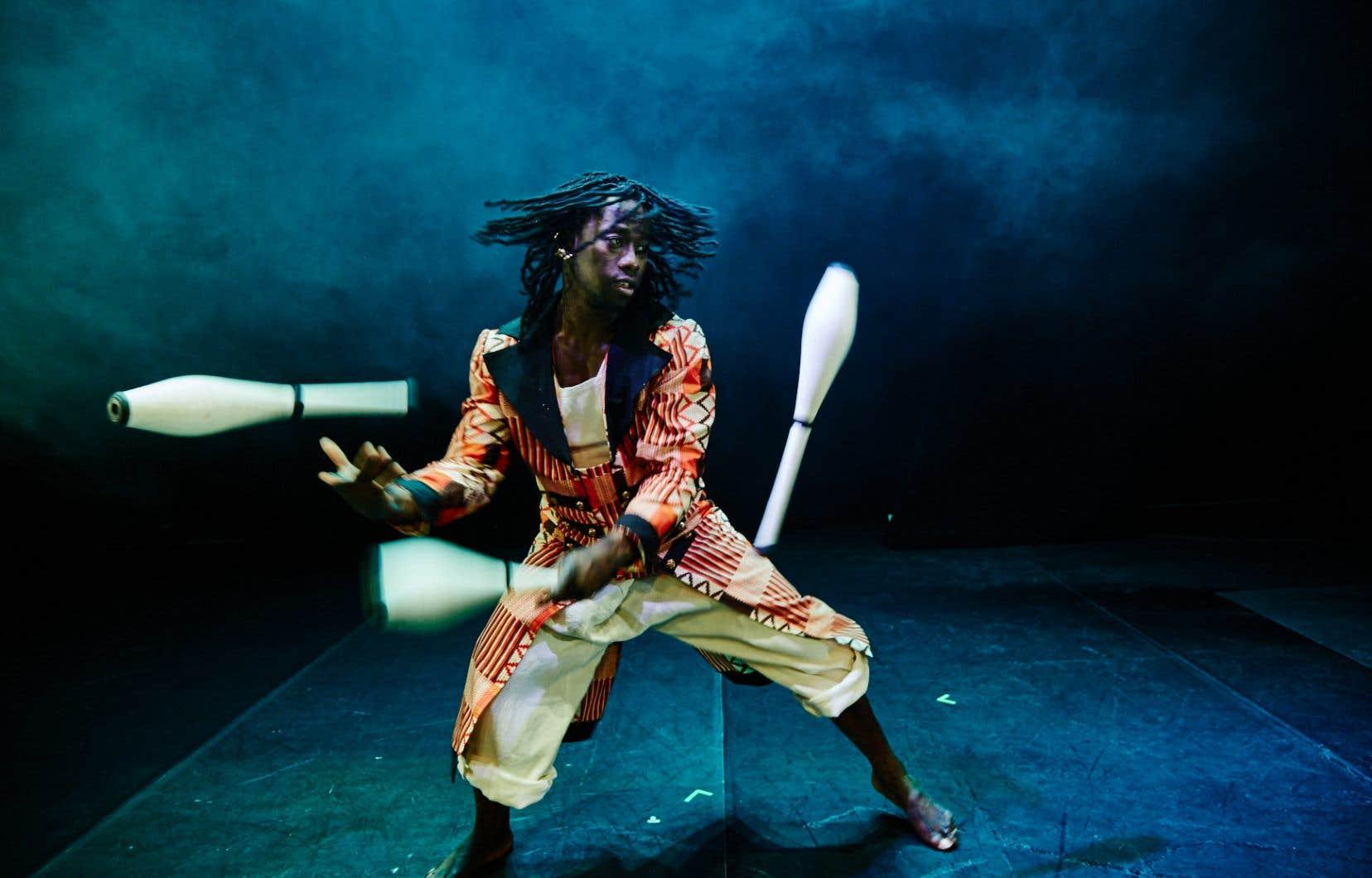Le Cabaret Yam! sera présenté à la Tohu du 8 au 18 juillet dans le cadre de Montréal complètement cirque.