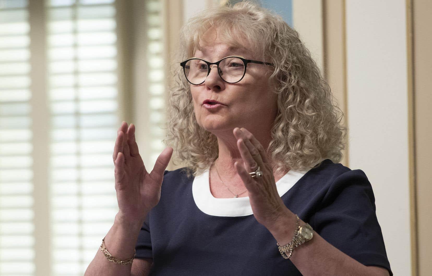 Certains allégements annoncés parla ministre responsable des Aînés et des Proches aidants, Marguerite Blais, s'appliqueront partout au Québec, peu importe le pallier d'alerte.