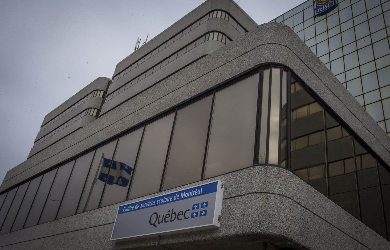 Le Centre de services scolaire de Montréal a acheminé récemmentdes lettres en français et en anglais aux parents de l'école primaire francophone Lambert-Closse, située dans le Mile-End.