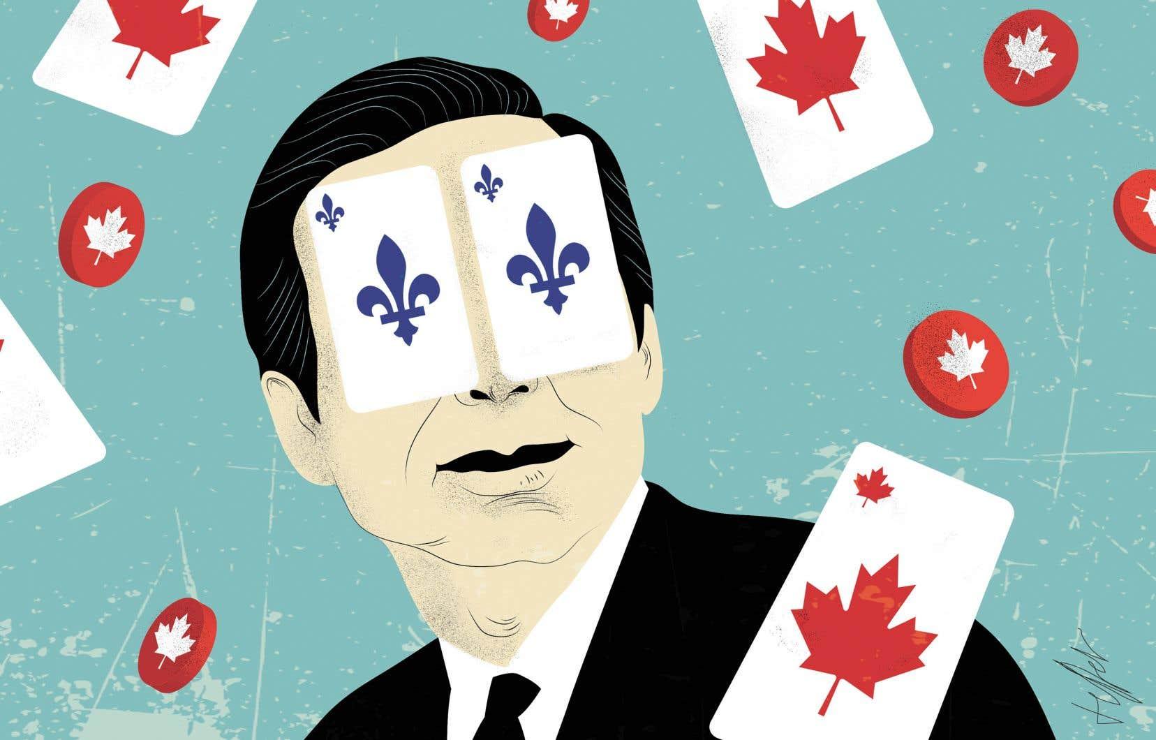 Par son inconstance, par ses hésitations, par son incapacité à établir et à défendre clairement les intérêts du Québec, le premier ministre Robert Bourassa s'est avéré être le principal artisan du cuisant échec de la Charte de Victoria de 1971.