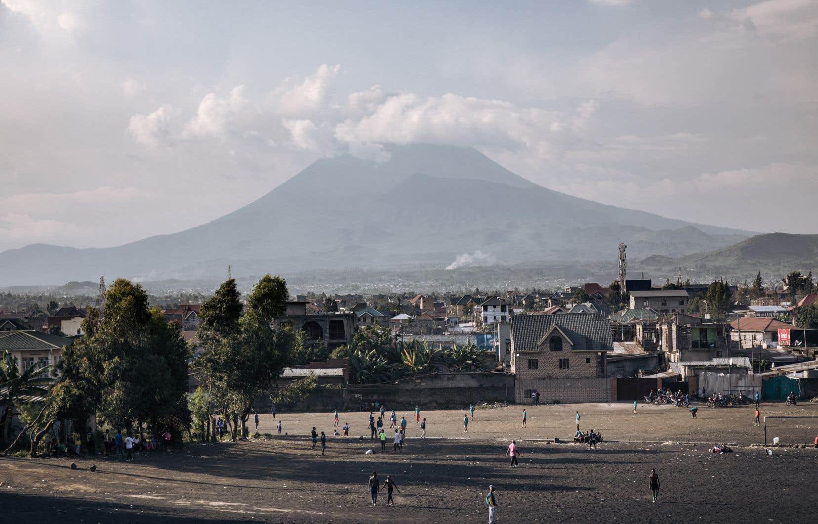 L'éruption du volcan Nyiragongo au nord de Goma au Congo le 22mai a fait au moins 32 morts selon le bilan officiel et détruit des centaines de maisons.