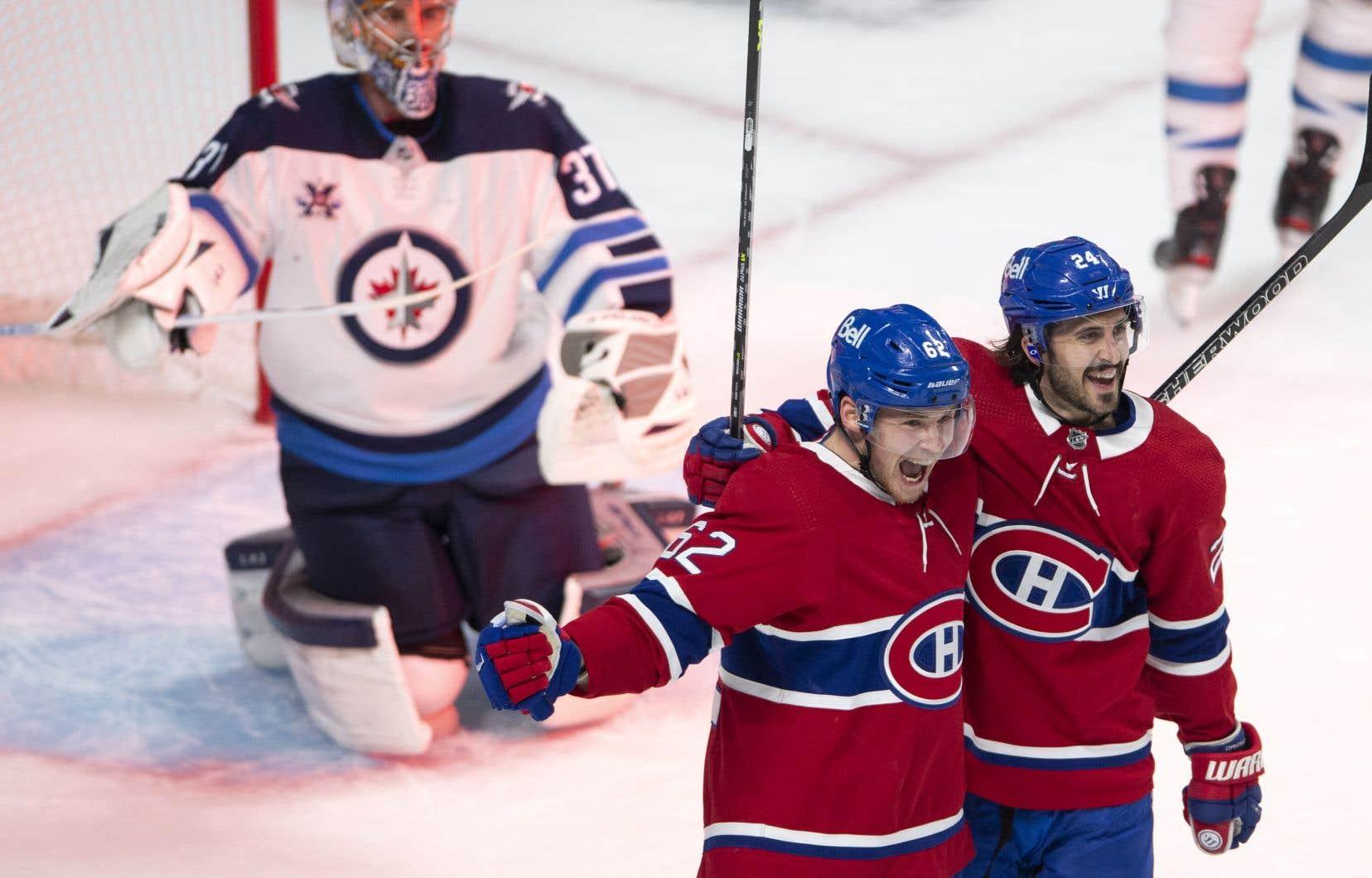 Le Canadien accède aux demi-finales de la Coupe Stanley pour une première fois depuis 2014.