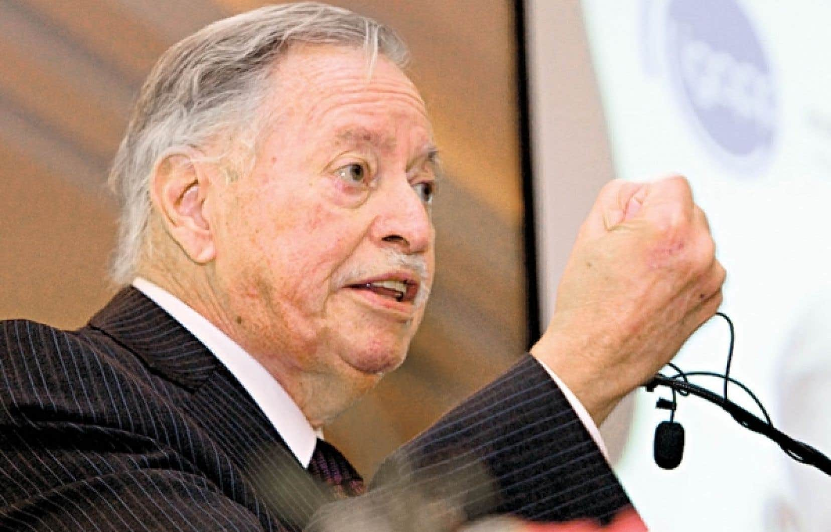 Jacques Parizeau<br />