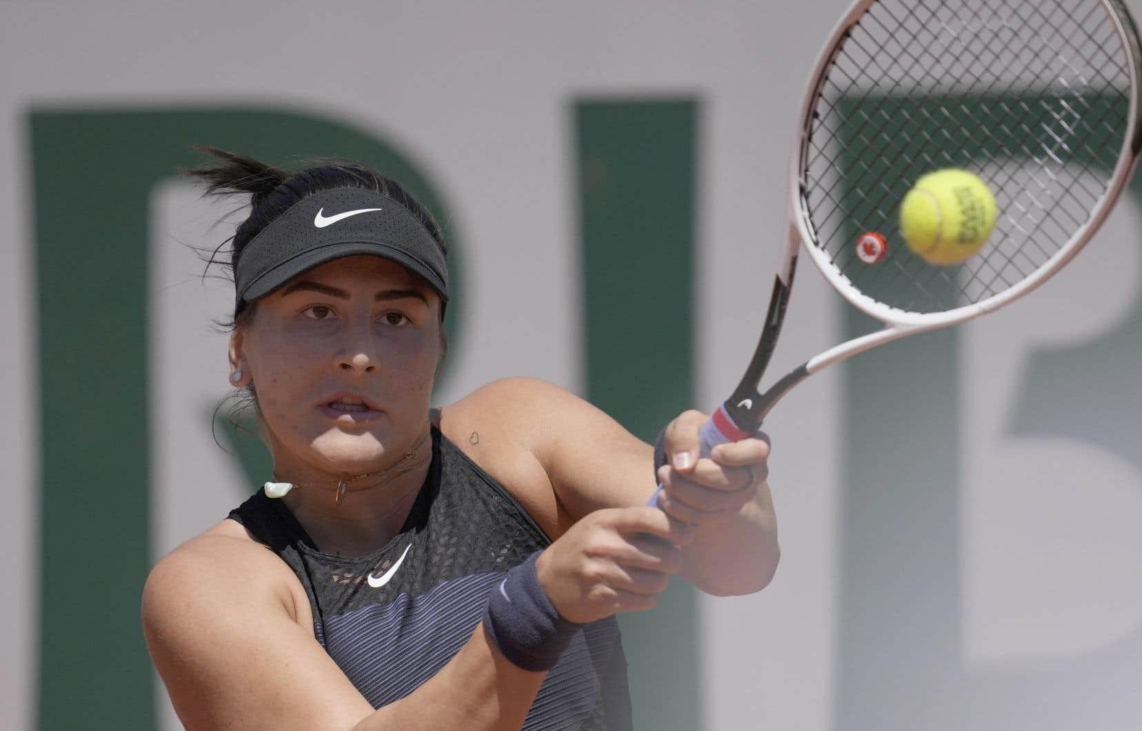 Andreescu a précisé que Bruneau et elle avaient décidé d'un commun accord de mettre un terme à «leur relation de mentorat incroyable».