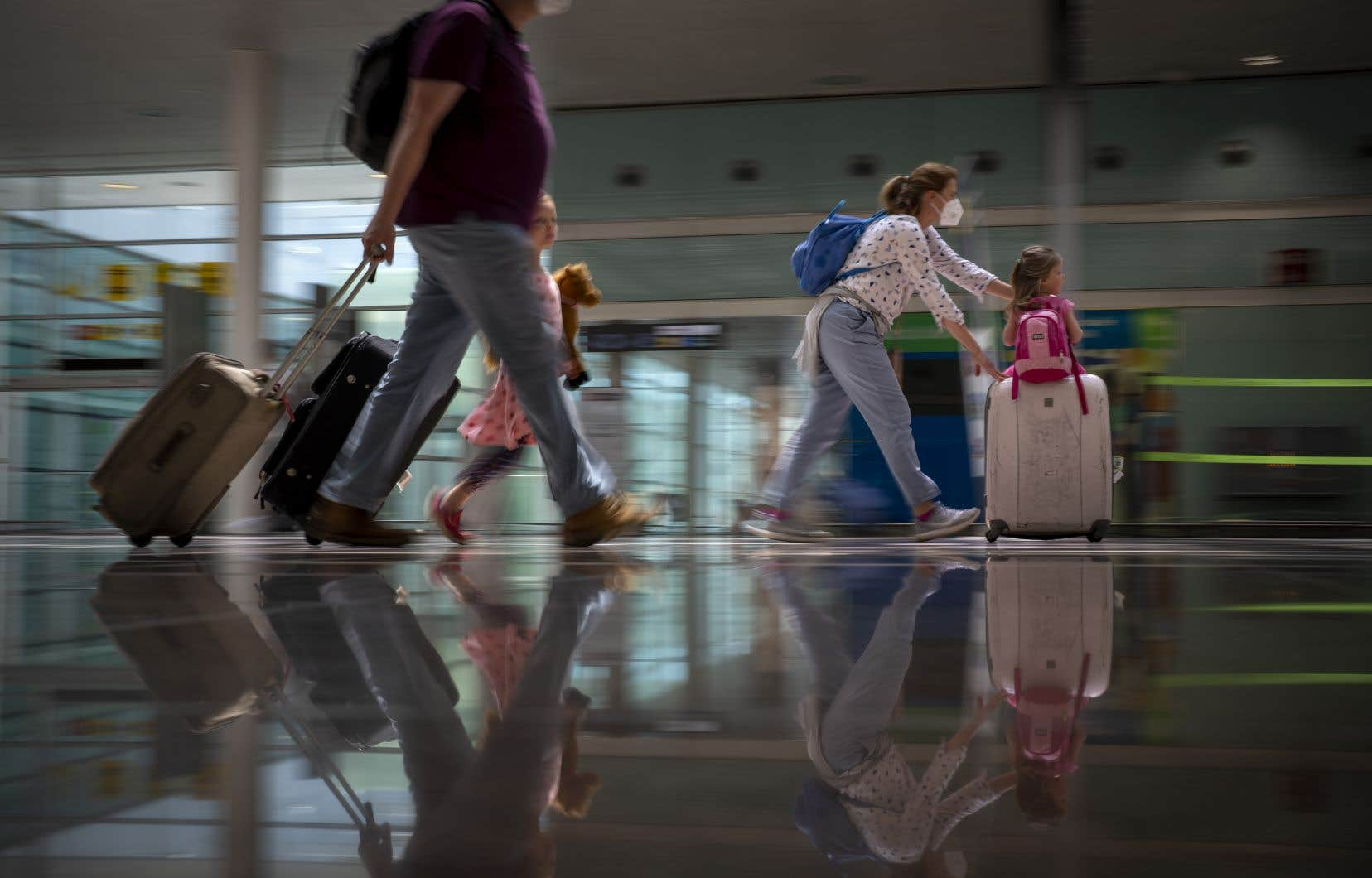 Selon l'Association du transport aérien international, «la bulle de voyage propose une solution flexible […] adaptée aux circonstances propres à la paire de pays bilatéraux ou au groupement régional».
