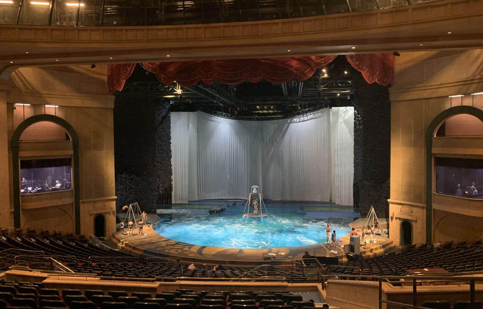 Parmi les spectacles les plus attendus de Las Vegas, il y a sans aucun doute ceux du Cirque du Soleil.