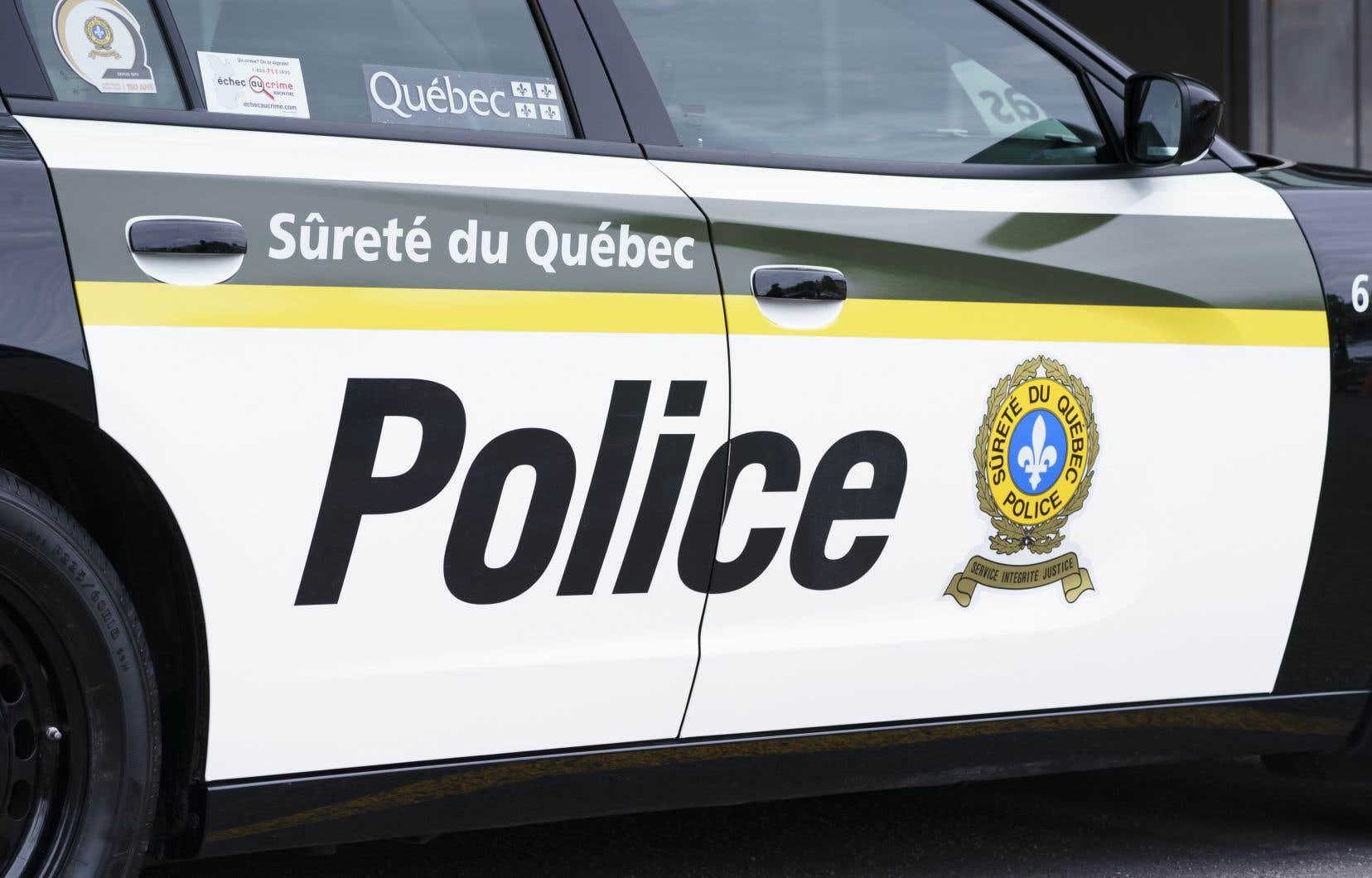 À ce stade-ci de l'enquête, la Sureté du Québec n'a pas été en mesure d'indiquer s'il s'agitdu 12eféminicide à survenir au Québec depuis le début de l'année.