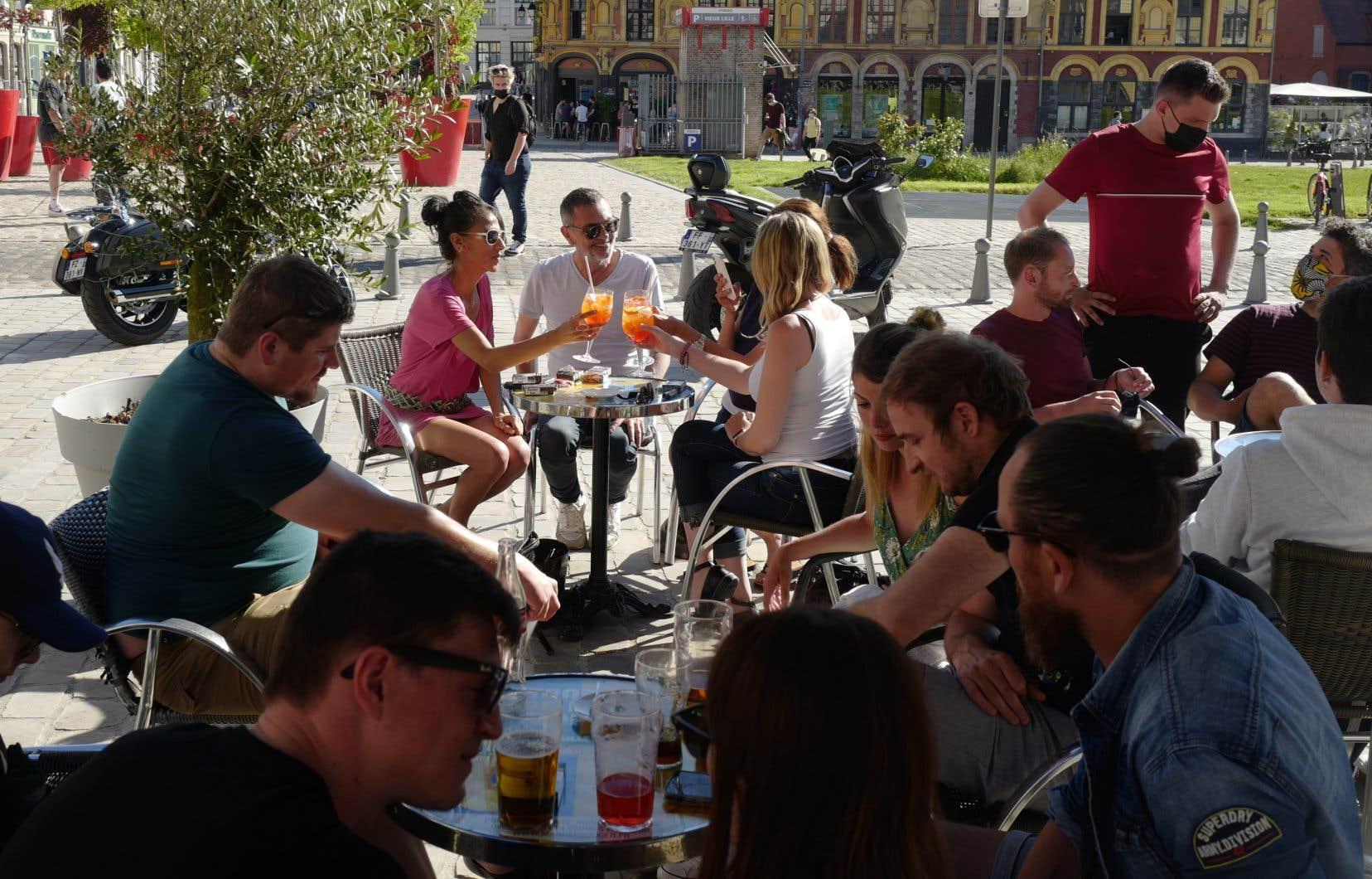 Dans ces conditions, reverra-t-on bientôt les touristes américains dans les cafés et les restaurants de Paris ou de Bruxelles?