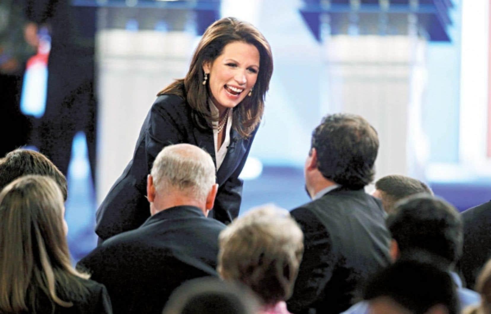 Michele Bachmann<br />