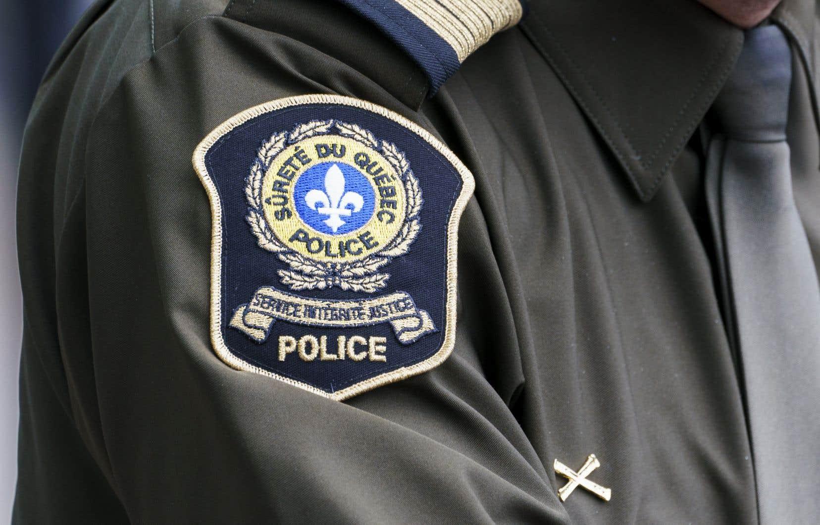 La Sûreté du Québec, qui mène l'enquête, a depuis confirmé «qu'il s'agirait du meurtre d'une femme suivi d'un suicide».