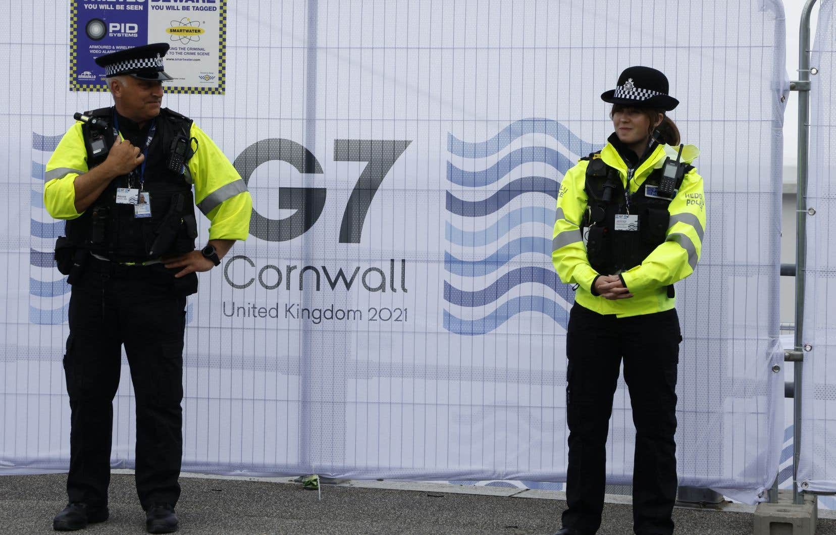 Les dirigeants du G7 se réunissent ce week-end pour la première fois en près de deux ans, pour les pourparlers de trois jours à Carbis Bay, en Cornouailles.