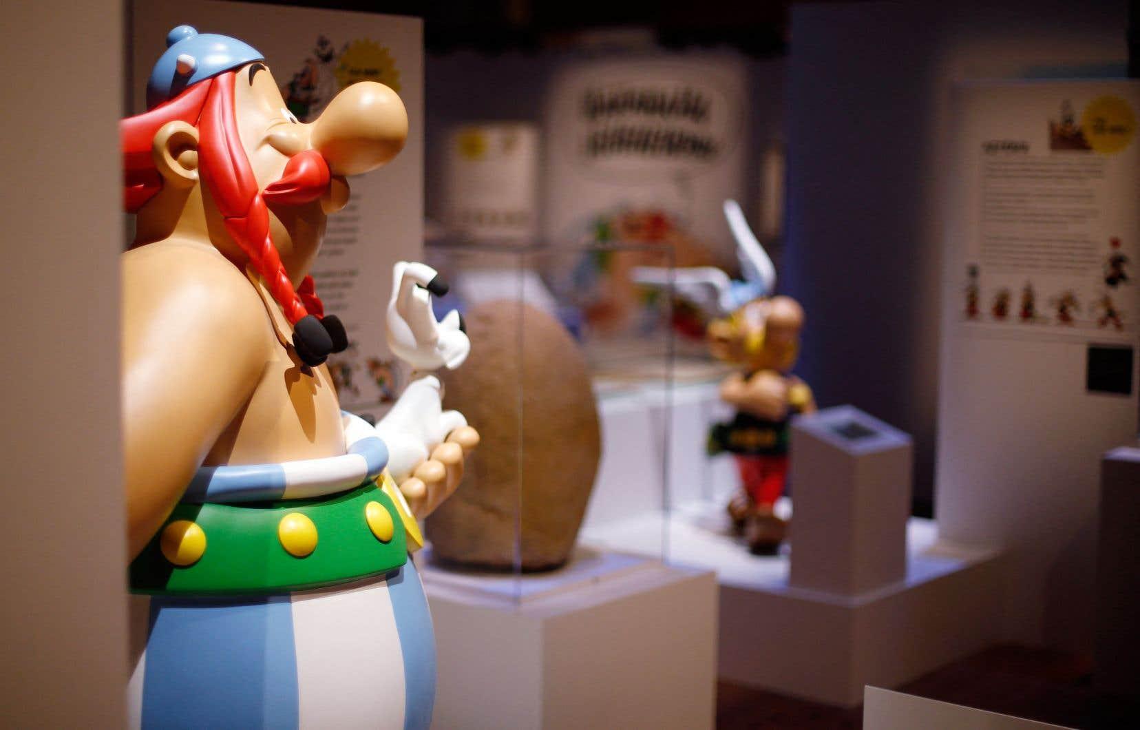 Idéfix et les Irréductibles est aussi le concept d'une série animée de 52 épisodes qui doit être diffusée sur France Télévisions à partir de septembre.