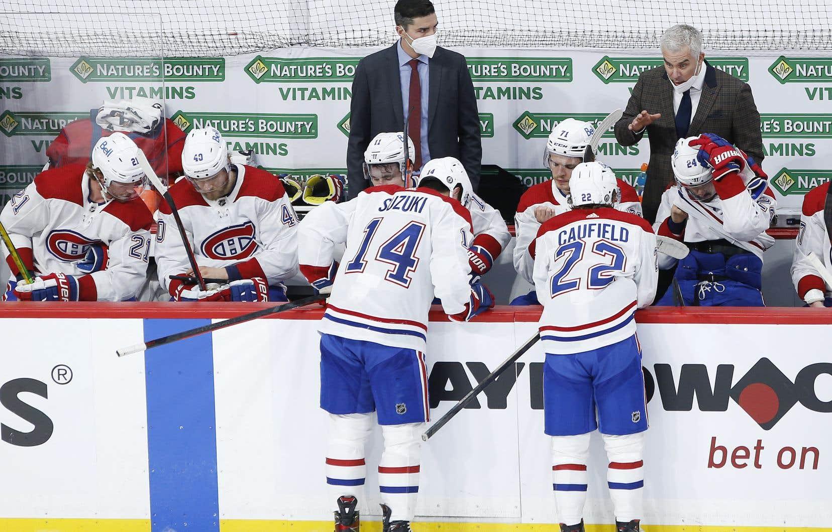 Le Canadien s'entraînera une dernière fois dans la région montréalaise samedi avant de s'envoler vers Las Vegas.