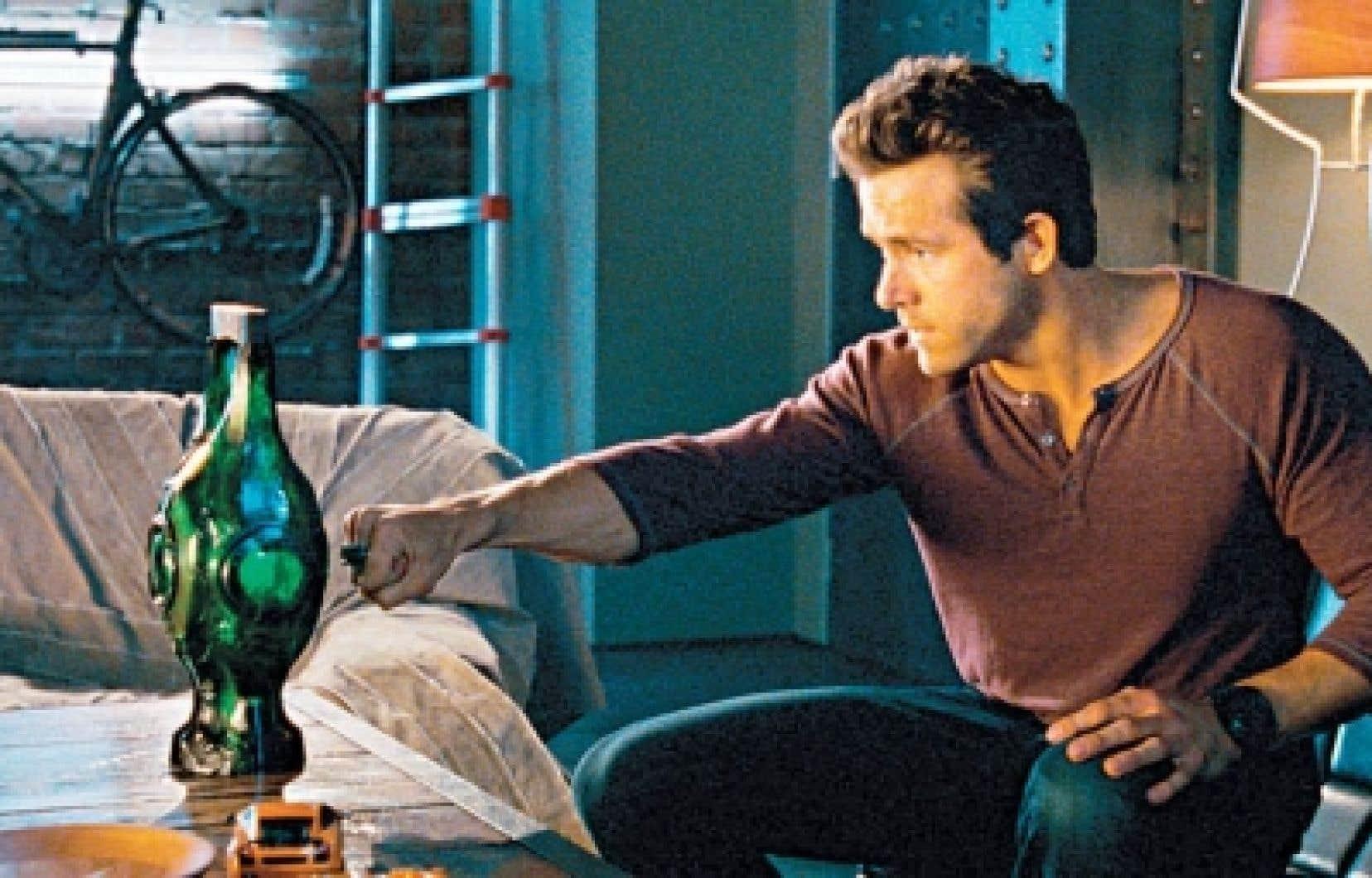 Parmi tous les êtres qui peuplent les milliards de galaxies connues et inconnues, le gardien de l'univers le plus valeureux de tous se révélera être un humain, joué par Ryan Reynolds.
