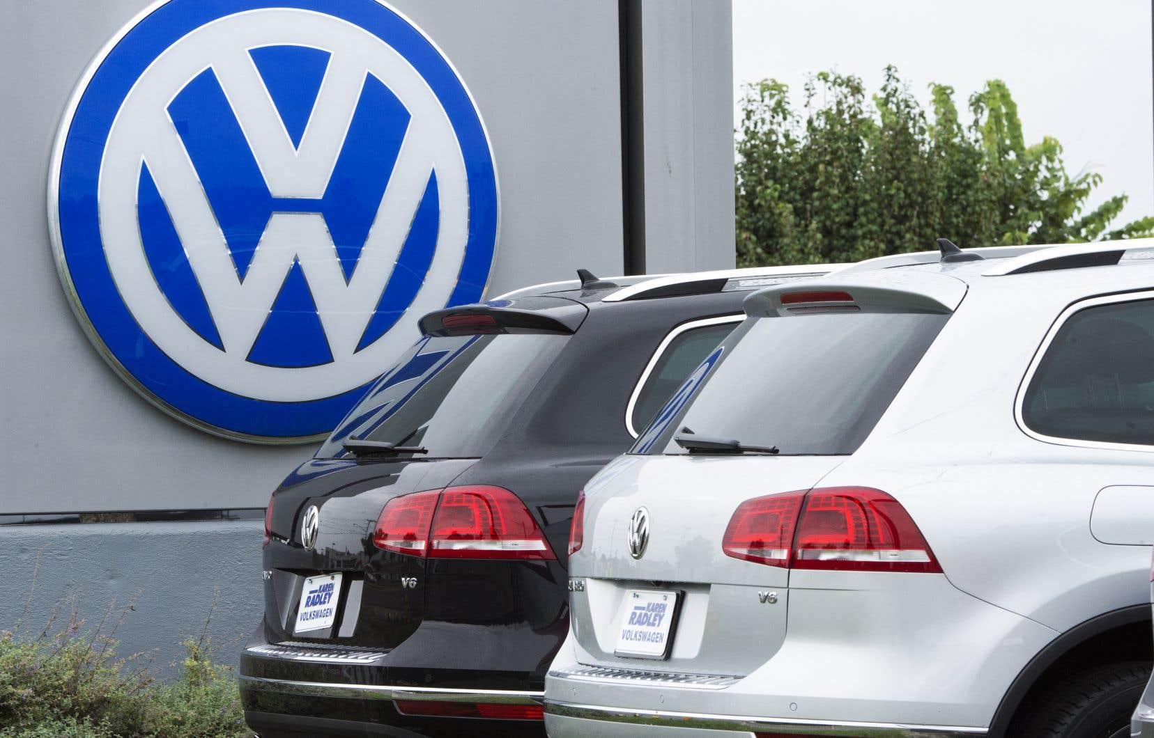 Les informations concernées ont été récupérées entre 2014 et 2019 et étaient entreposées sur un fichier électronique non protégéd'un fournisseur utilisé par Audi, dont Volkswagen n'a pas donné le nom.