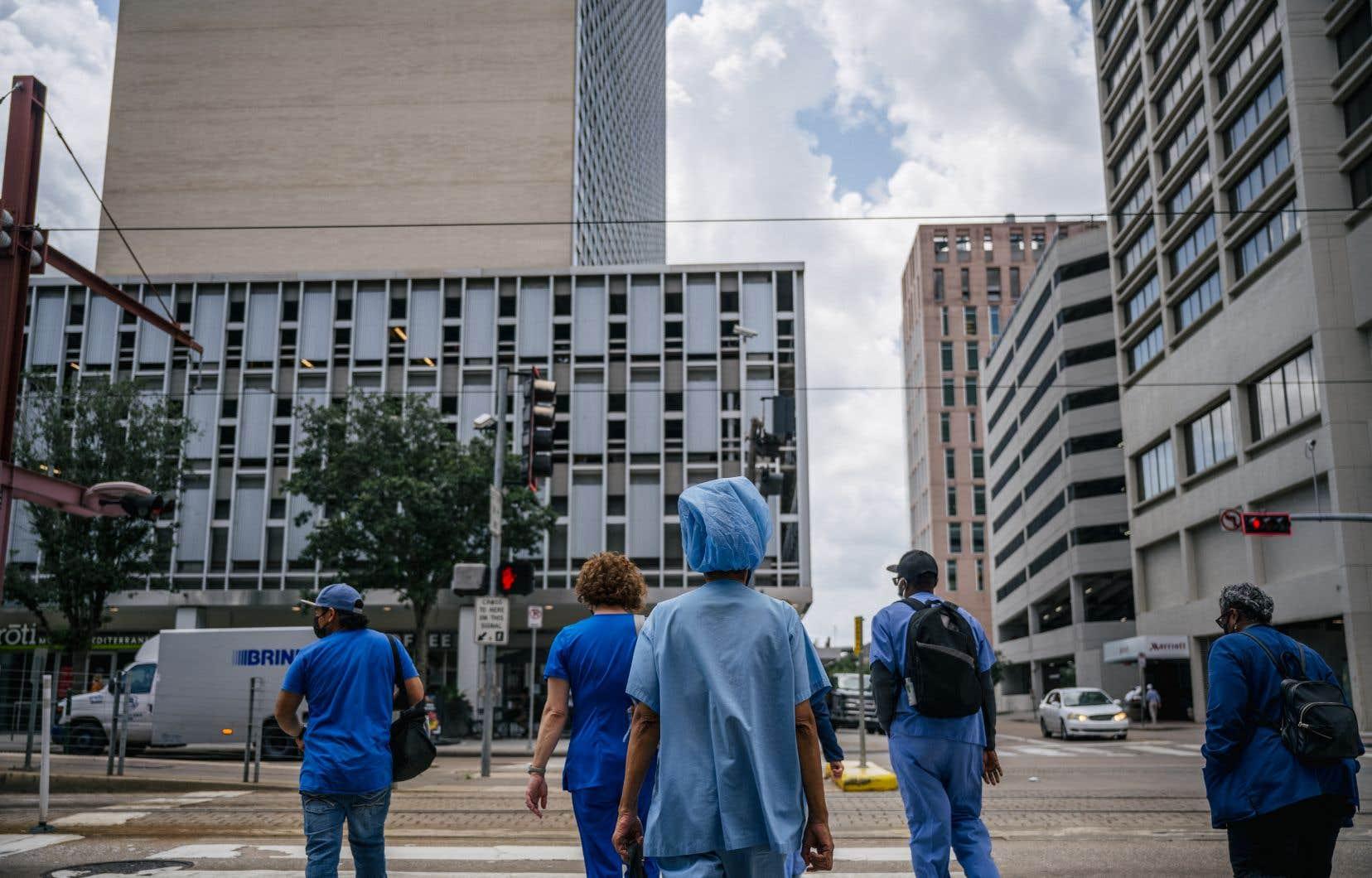 Plus de 100 employés de l'hôpital méthodiste de Houston avaient décidé de porter l'affaire en justice.