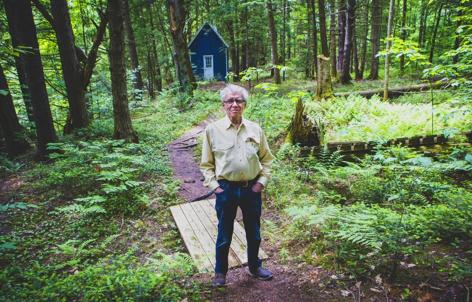 Sa foi dans le roman semble n'avoir rien perdu de sa vigueur. «Écrire, c'est mon supplice favori», reconnaît Yves Beauchemin. À la campagne, il écrit dans une petite cabane qu'il a mis huit ans à construire. «J'en suis bien fier. Au milieu de la forêt, sans téléphone, j'ai la paix.»
