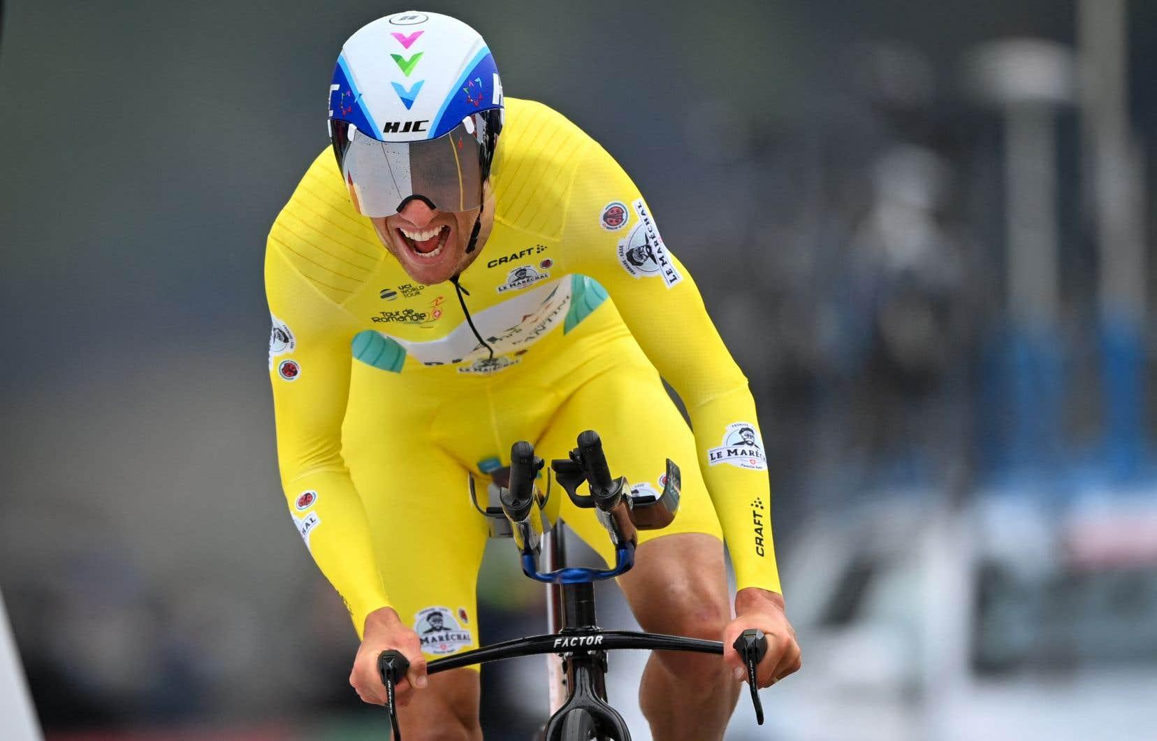 Michael Woods a quitté l'équipe EF Pro Cycling fin 2020 pour rejoindre Israël Start-Up Nation, qui appartient en copropriété à l'entrepreneur canado-israélien Sylvan Adams.