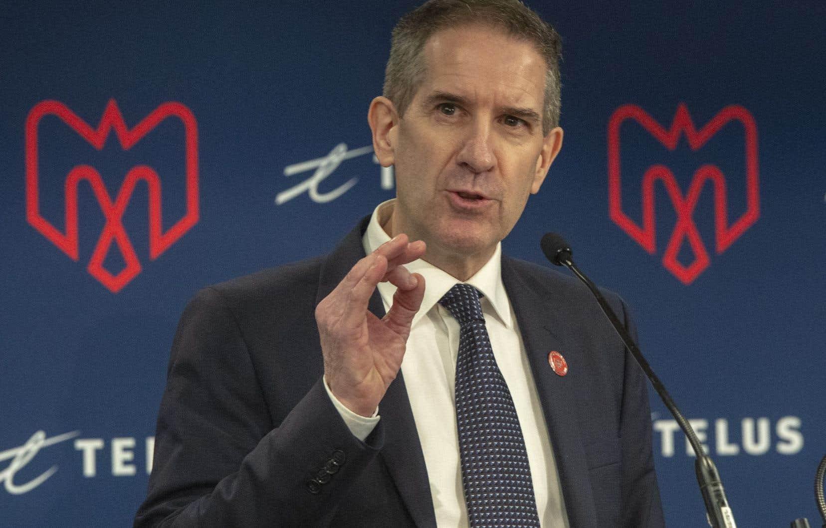 Mario Cecchini a pleinement confiance en la Santé publique québécoise, qui est bien au fait des plans du club de football montréalais.