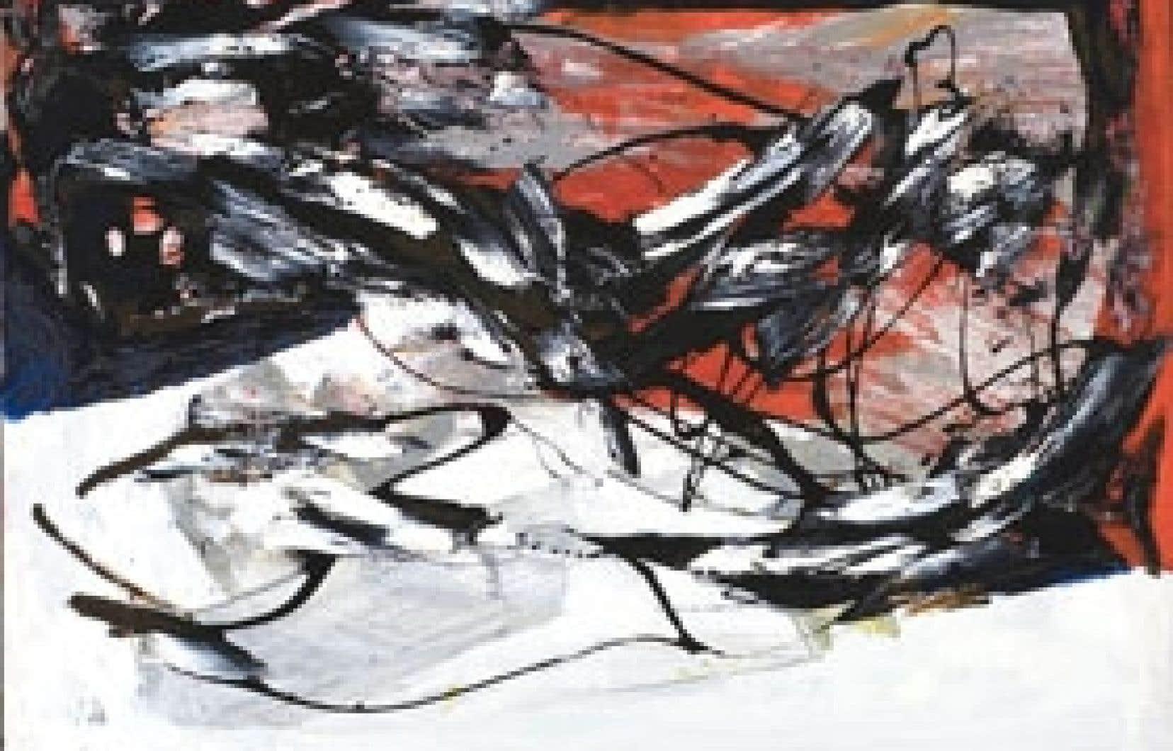 Marcelle Ferron, Sans titre, 1985-88