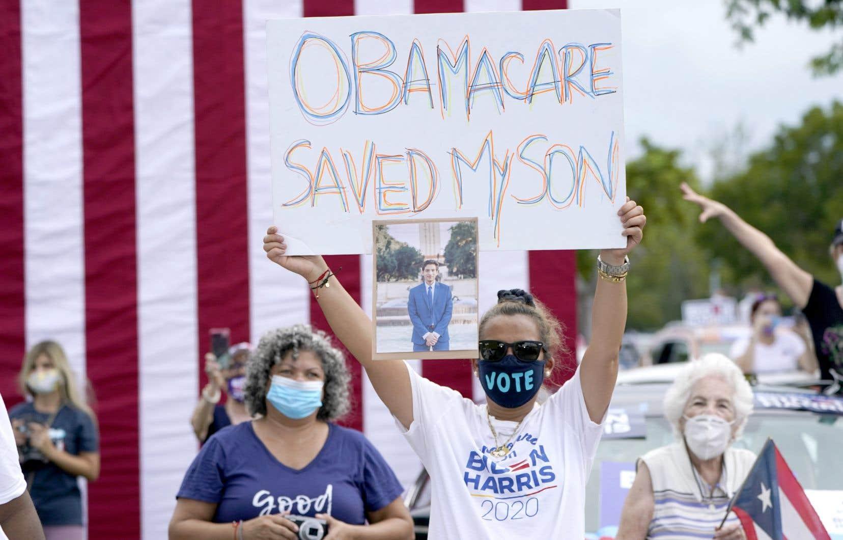 L'Obamacare a permis d'offrir une couverture médicale à des millions d'Américains qui n'en avaient pas jusque-là et de protéger des millions de malades chroniques.