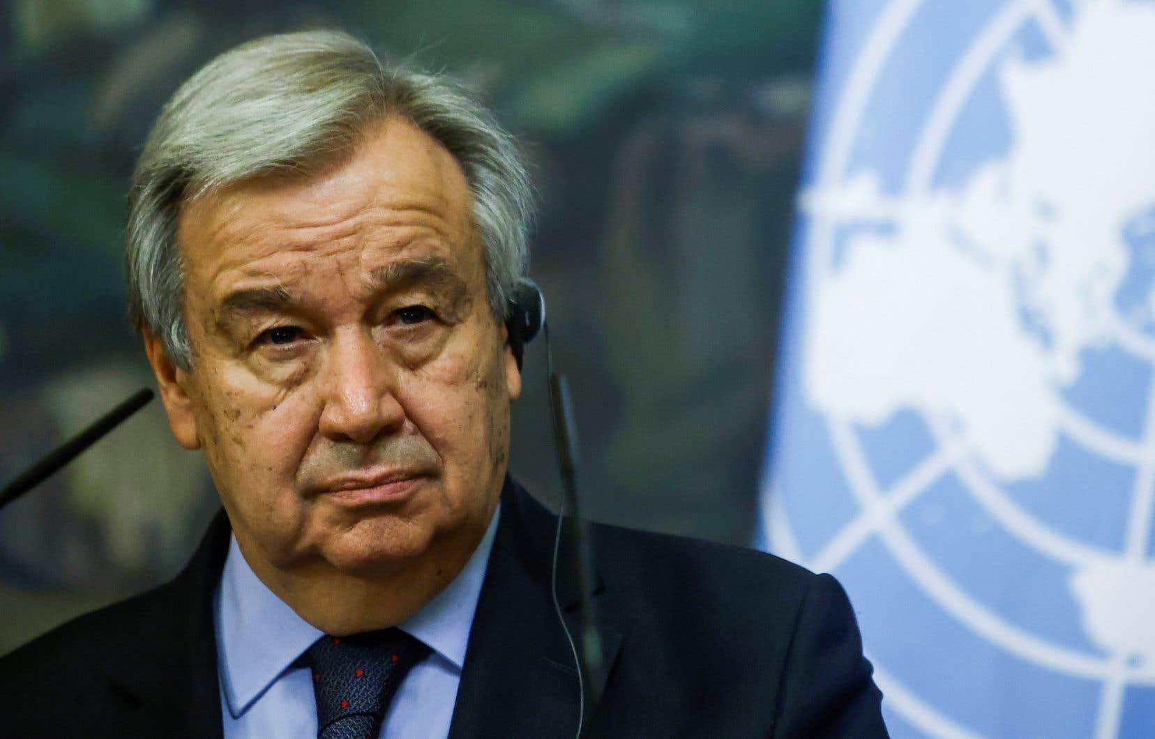 L'Assemblée générale a approuvé par acclamation et sans vote une résolution prolongeant le mandat de cinq ans d'Antonio Guterres.