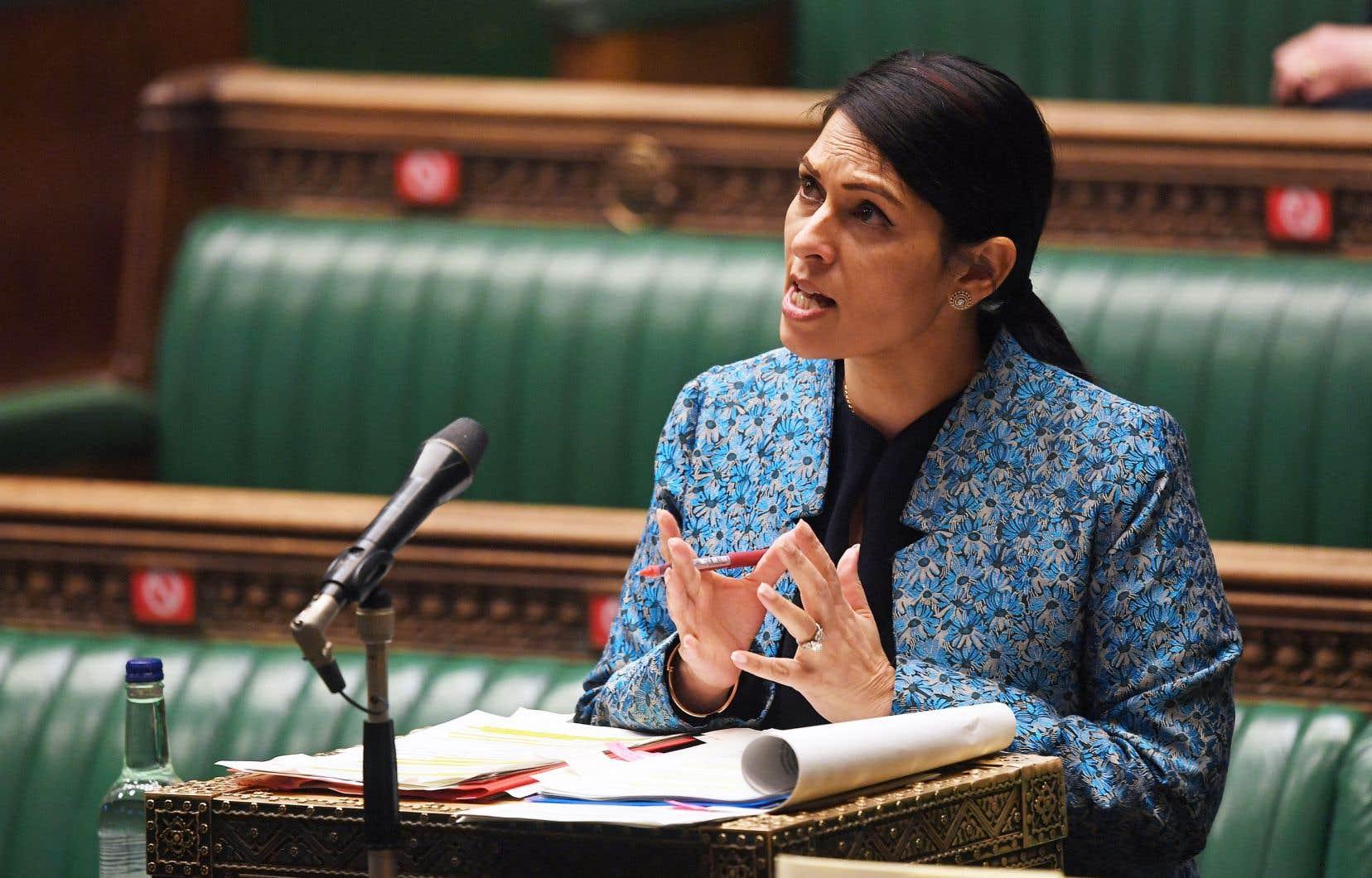 «Ce sont des tendances dont nous avons profondément honte. Les victimes de viol ont été laissées pour compte», ont déclaré la ministre de l'Intérieur, Priti Patel (photo), et le ministre de la Justice, Robert Buckland.