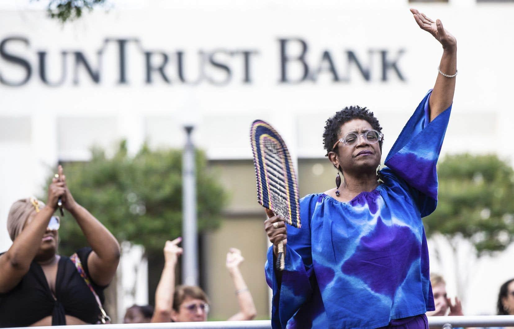 La mobilisation a contribué, entre autres, à renforcer considérablement la visibilité de «Juneteenth», dont beaucoup d'Américains, y compris afro-américains, ignoraient l'existence il y a encore deux ans.