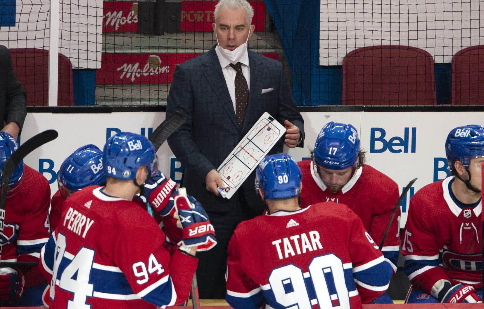 Le Canadien devrait attendre jusqu'à la finale de la Coupe Stanley, s'il s'y rend, avant de revoir Ducharme derrière son banc.