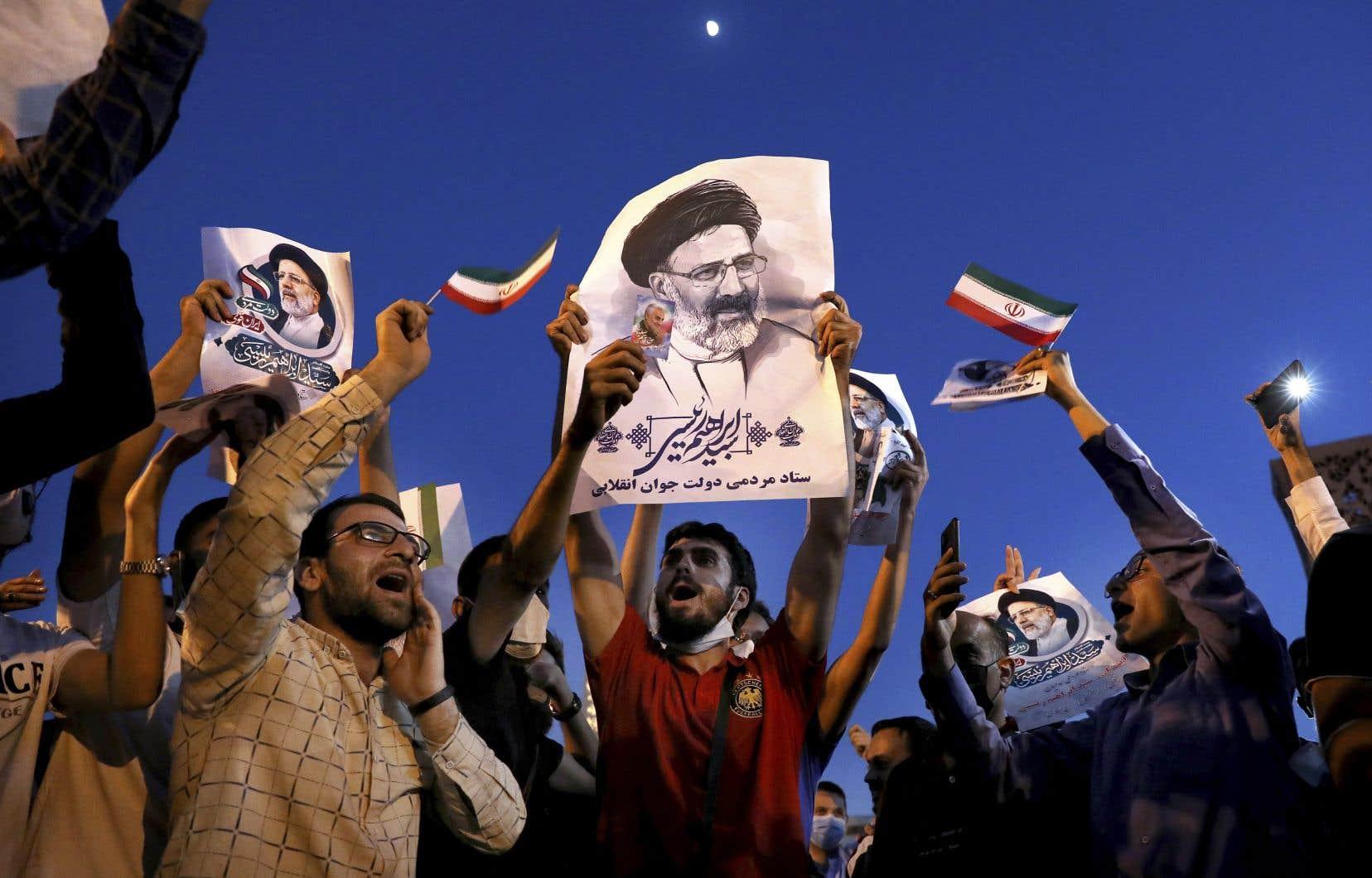 EbrahimRaïssi s'est présenté comme le champion de la lutte contre la corruption et le défenseur des classes populaires.