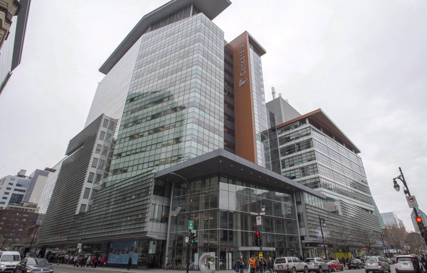 La création d'une École de la santé était dans les cartons de l'Université Concordia depuis quelques années déjà. La pandémie de COVID-19 a confirmé ce choix.