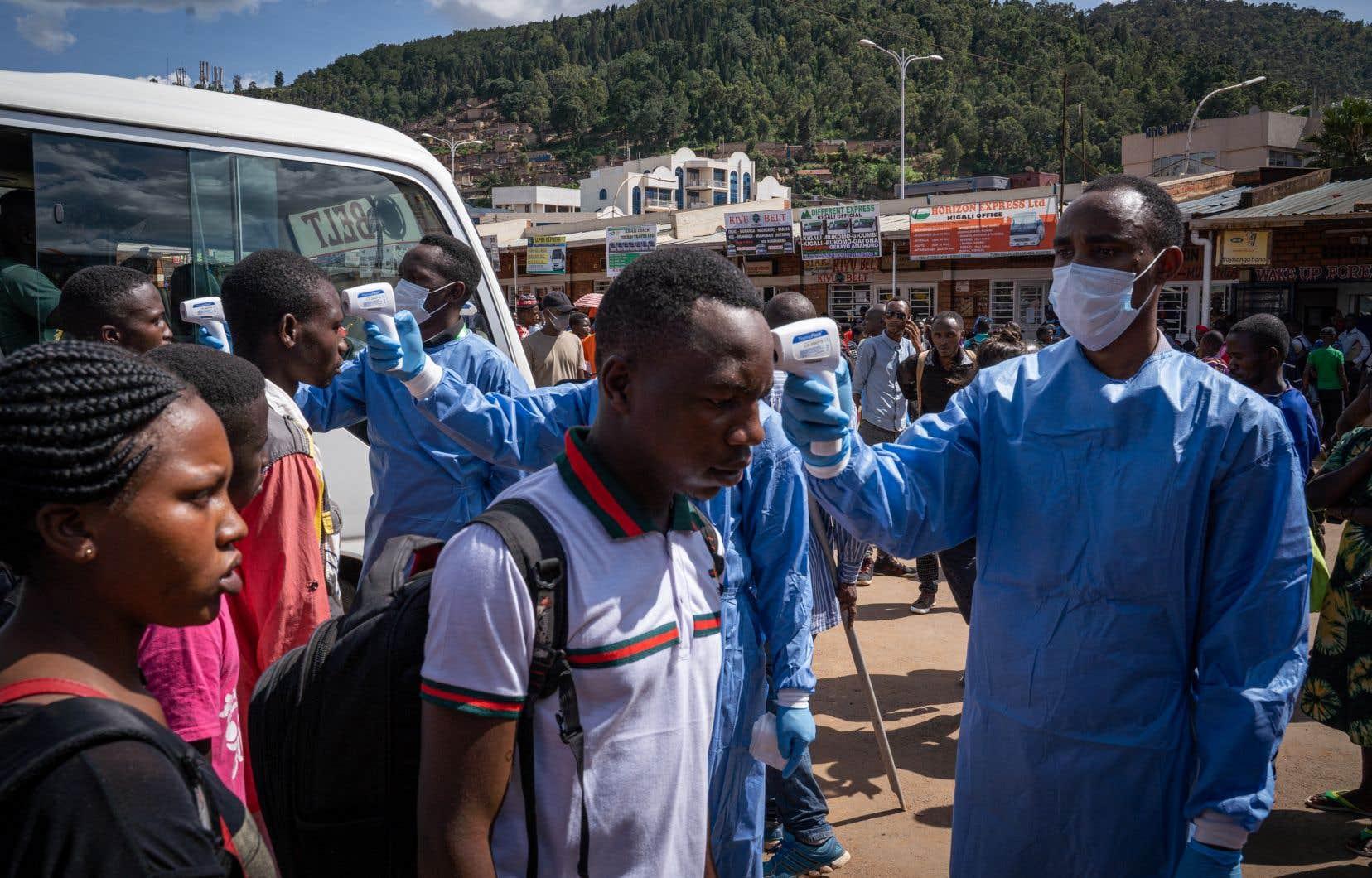 La gestion de la pandémie s'est avérée exemplaire au Rwanda, comme le révèle une étude du Lowy Institute, un groupe d'experts australien.