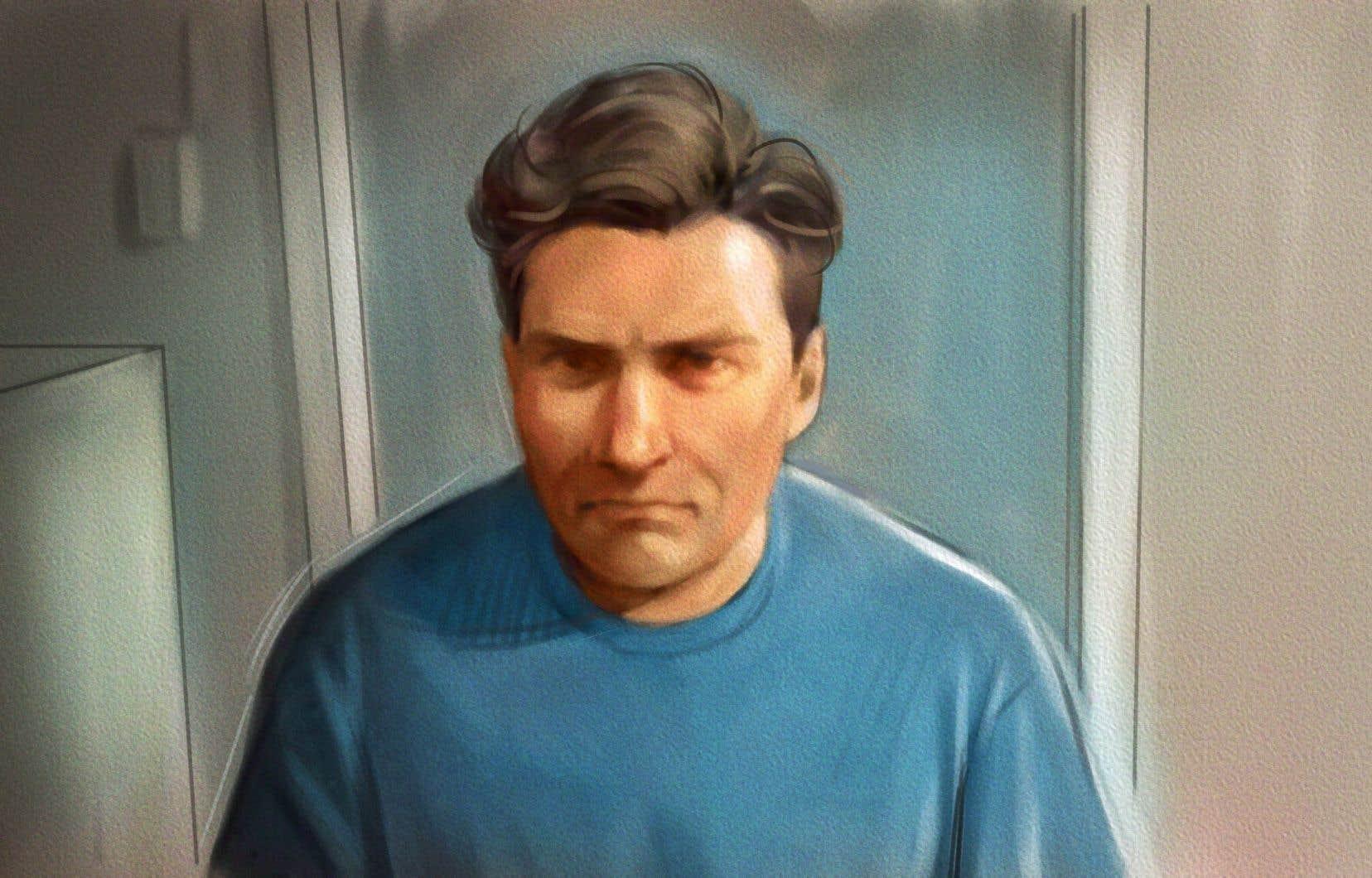Deux agents de la Commission des libérations conditionnelles du Canada ont mis environ une heure à rejeter la demande de libération conditionnelle de Paul Bernardo.